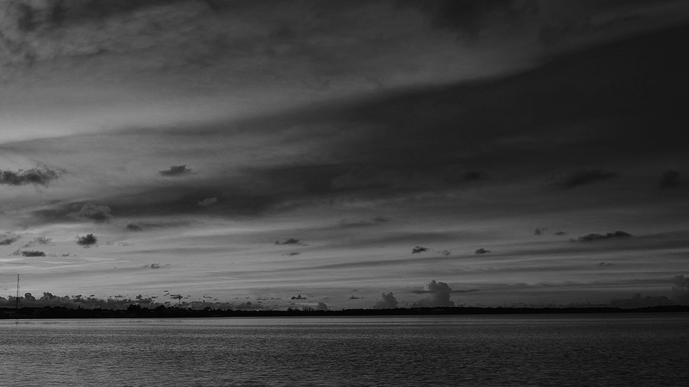 desktop-wallpaper-laptop-mac-macbook-air-nc94-sea-port-night-sunset-summer-dark-bw-wallpaper