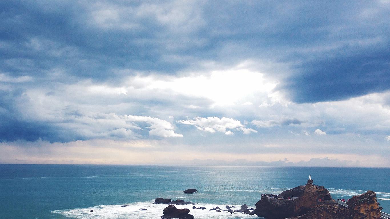 desktop-wallpaper-laptop-mac-macbook-air-nd03-sea-summer-rocks-mountain-blue-wallpaper