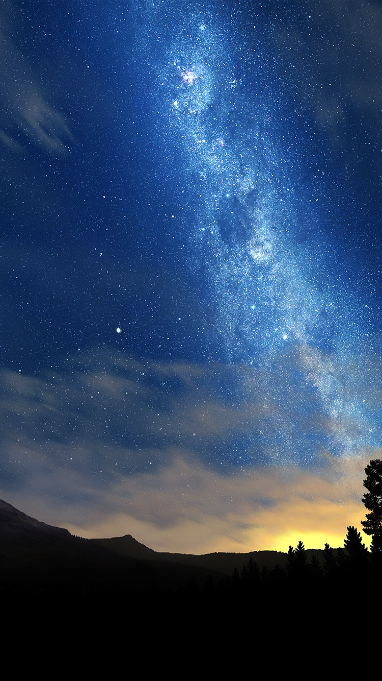 iPhone6papers.co-Apple-iPhone-6-iphone6-plus-wallpaper-nd07-wonderful-tonight-space-star-sunset-mountain