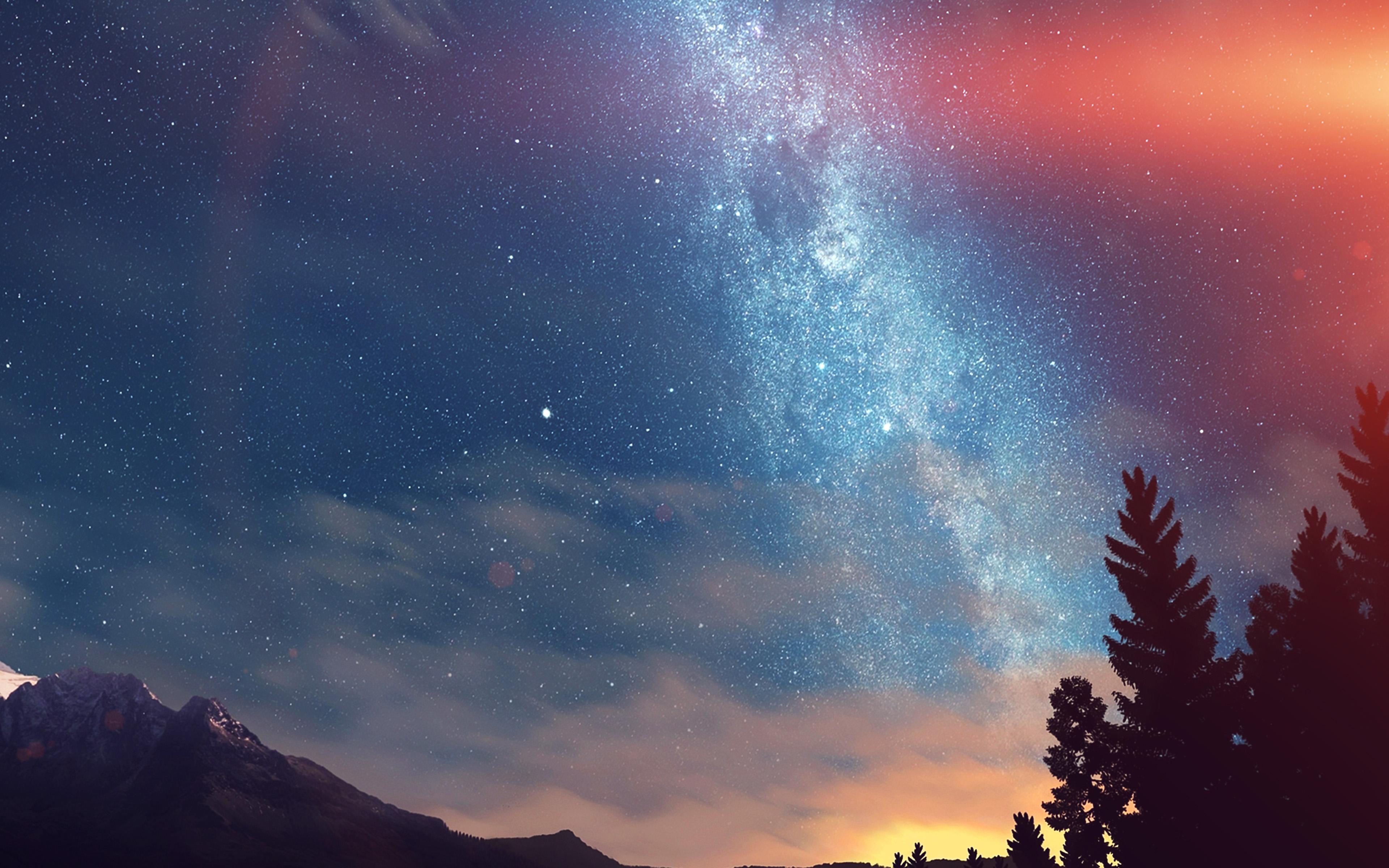nd08-wonderful-tonight-space-star-sunset-mountain-flare ...