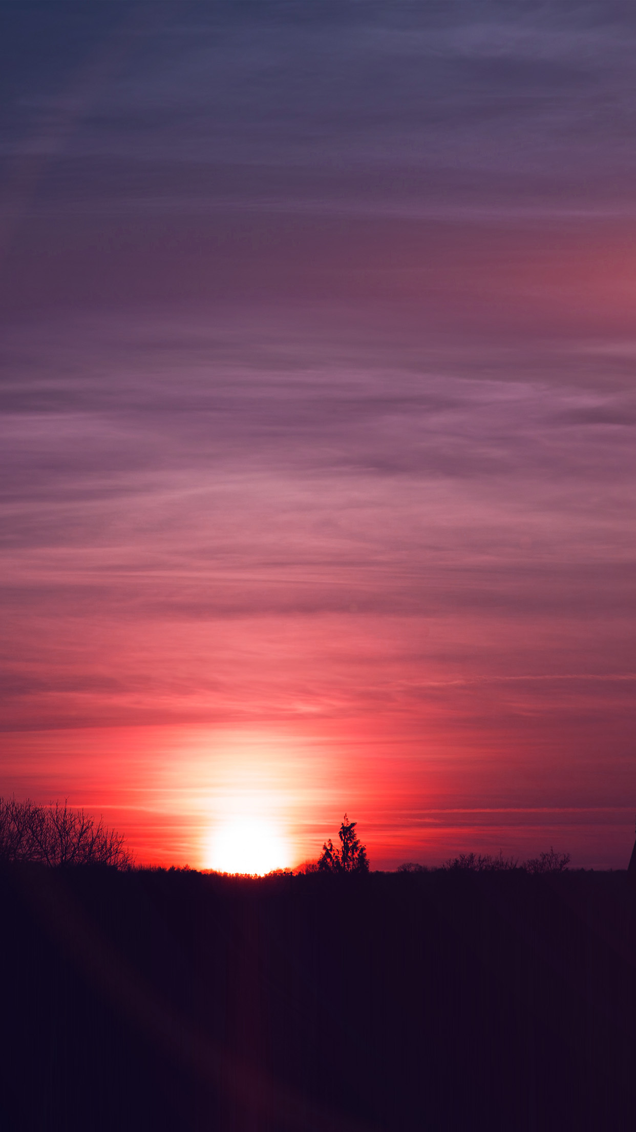 nd31-sky-sunset-night-summer-cloud-nature-red-flare-wallpaper