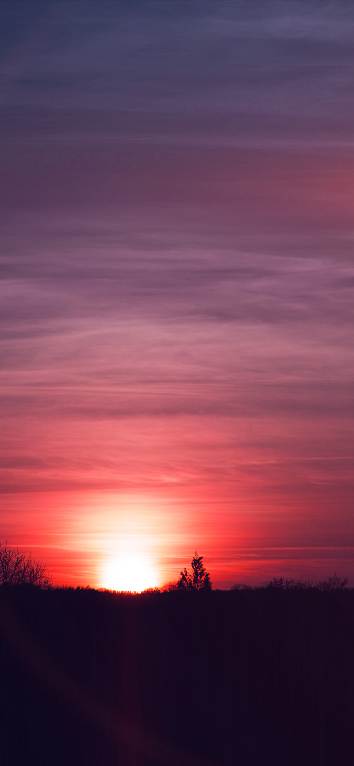 iPhonexpapers.com-Apple-iPhone-wallpaper-nd31-sky-sunset-night-summer-cloud-nature-red-flare