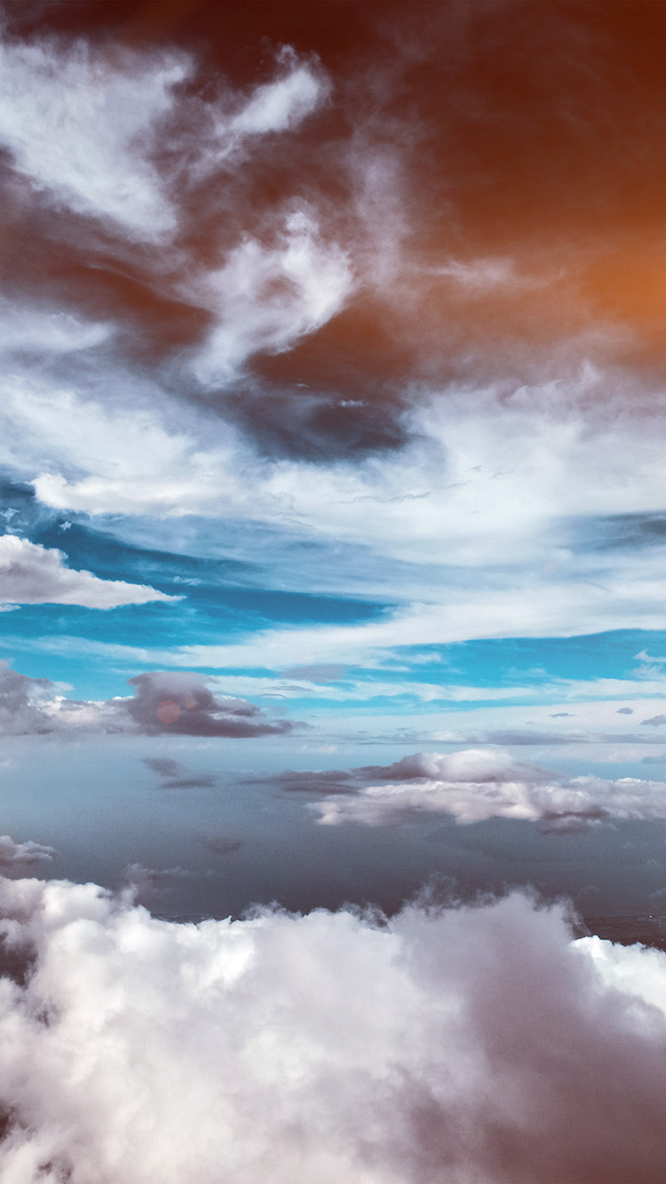 iPhone6papers.co-Apple-iPhone-6-iphone6-plus-wallpaper-nd33-cloud-sky-nature-blue-flare
