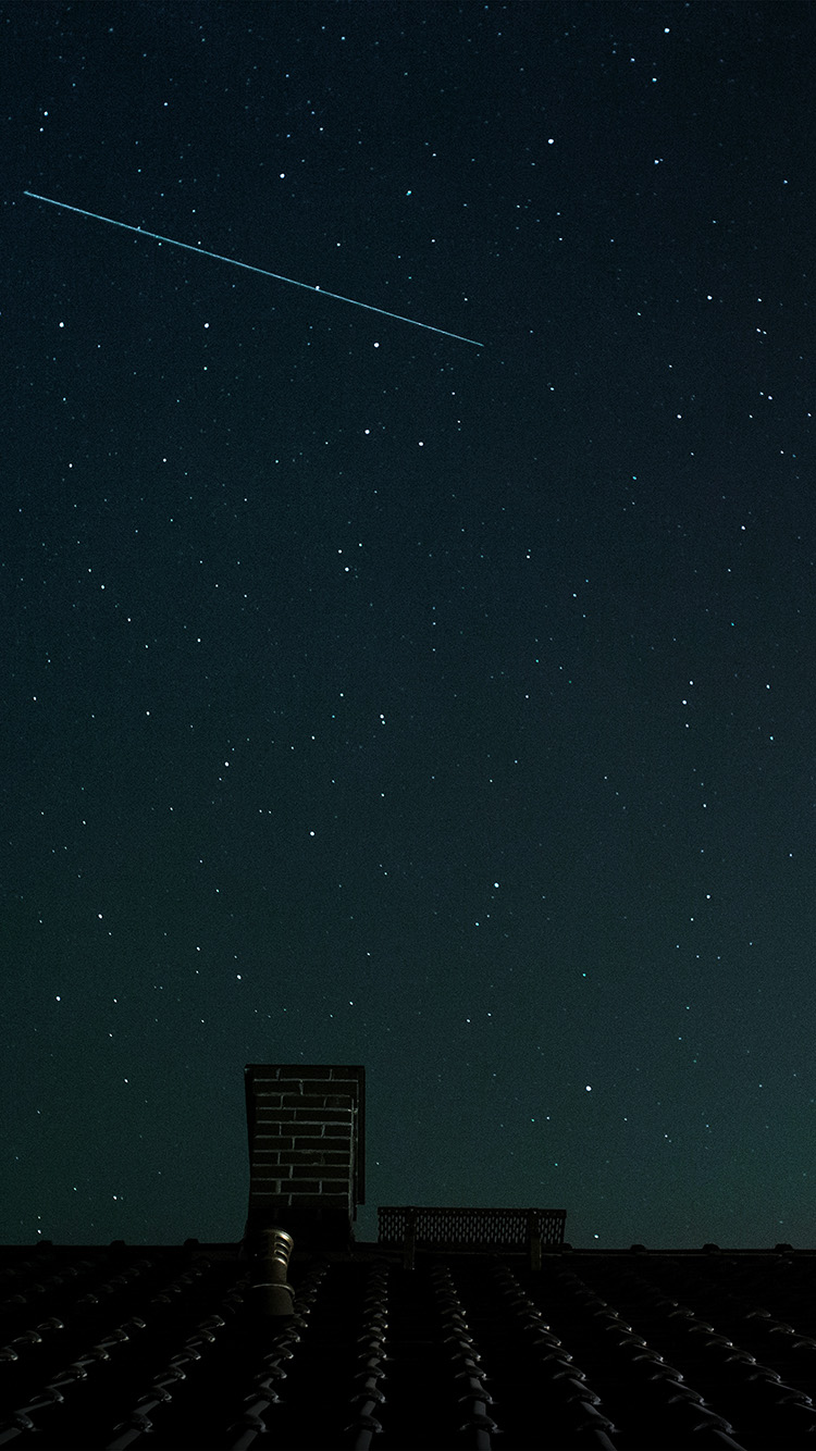 iphone7papers | iphone7 wallpaper | nd43-star-night-sky-summer-dark