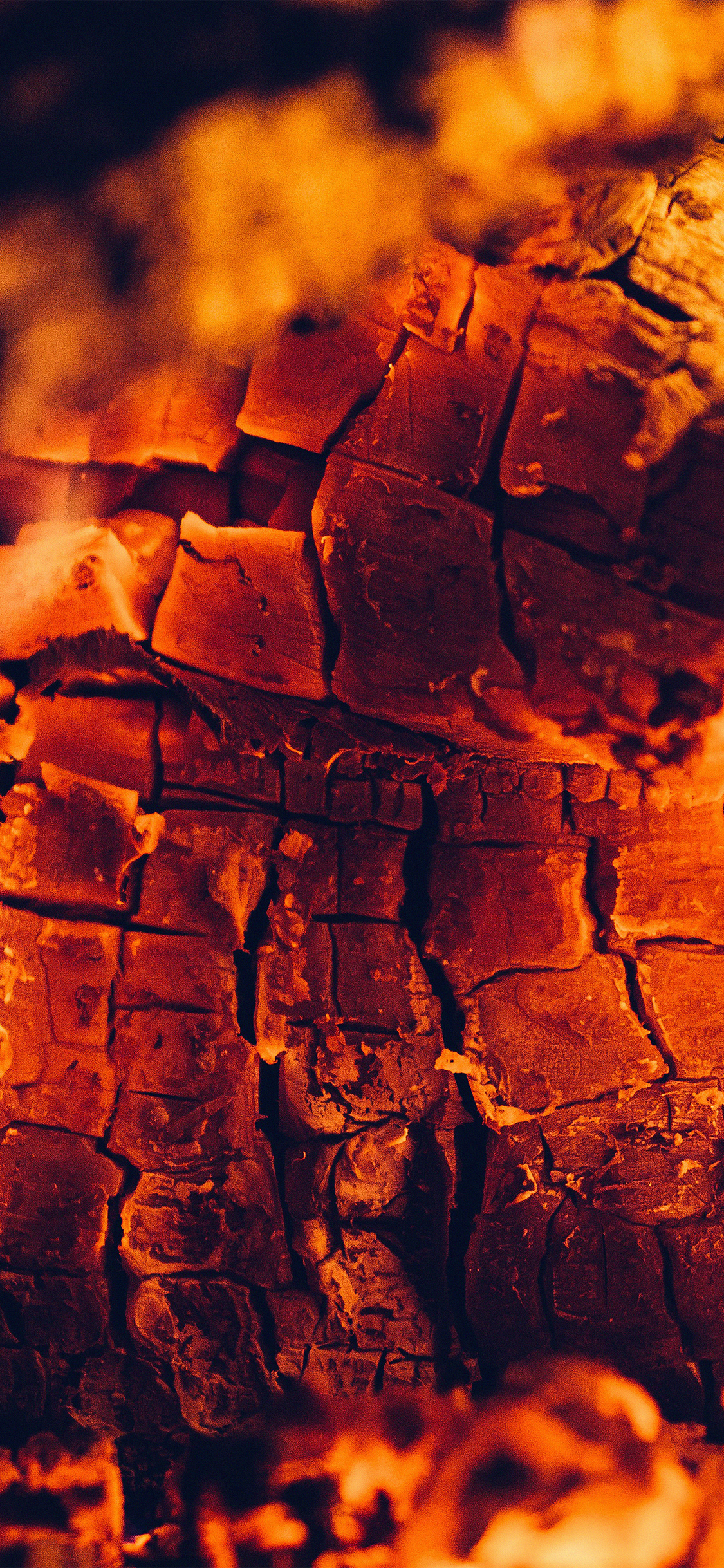iPhoneXpapers.com-Apple-iPhone-wallpaper-nd61-fire-wood-red-dark-camping
