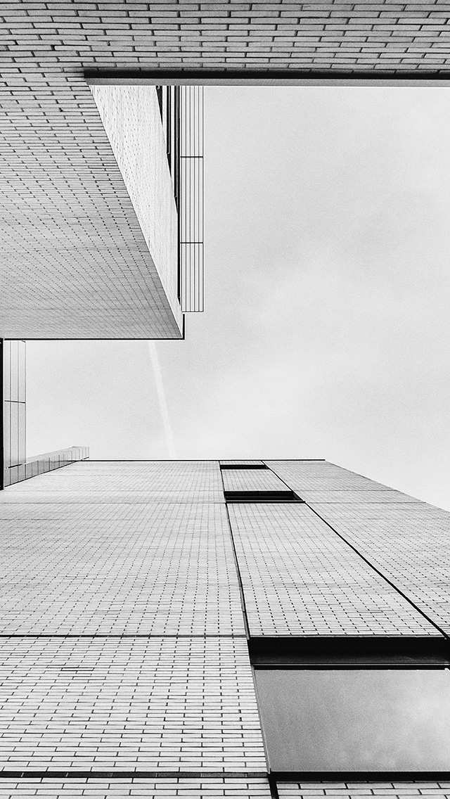 Iphone wallpaper ne24 architecture art bw for Architecture wallpaper windows 7