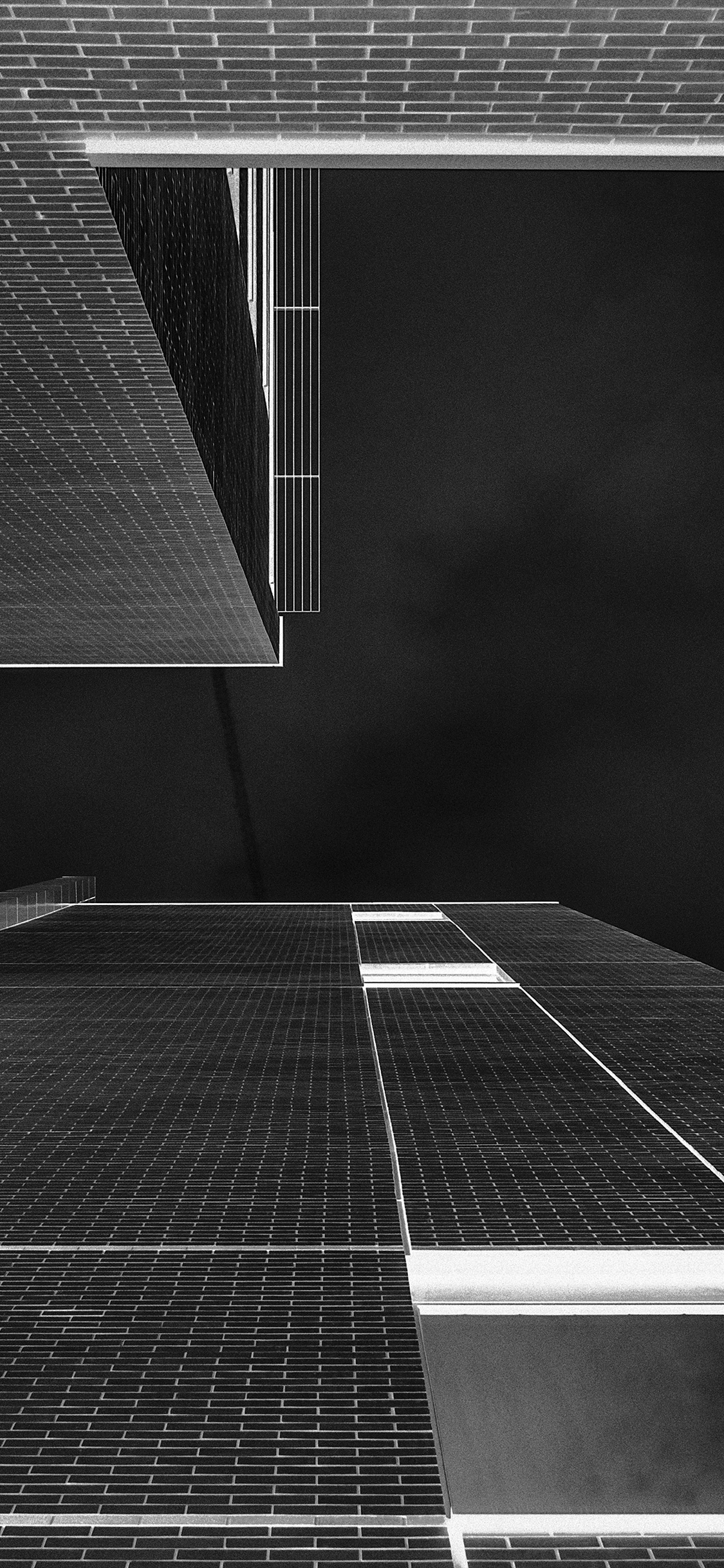 iPhoneXpapers.com-Apple-iPhone-wallpaper-ne25-architecture-art-bw-gray-city-dark