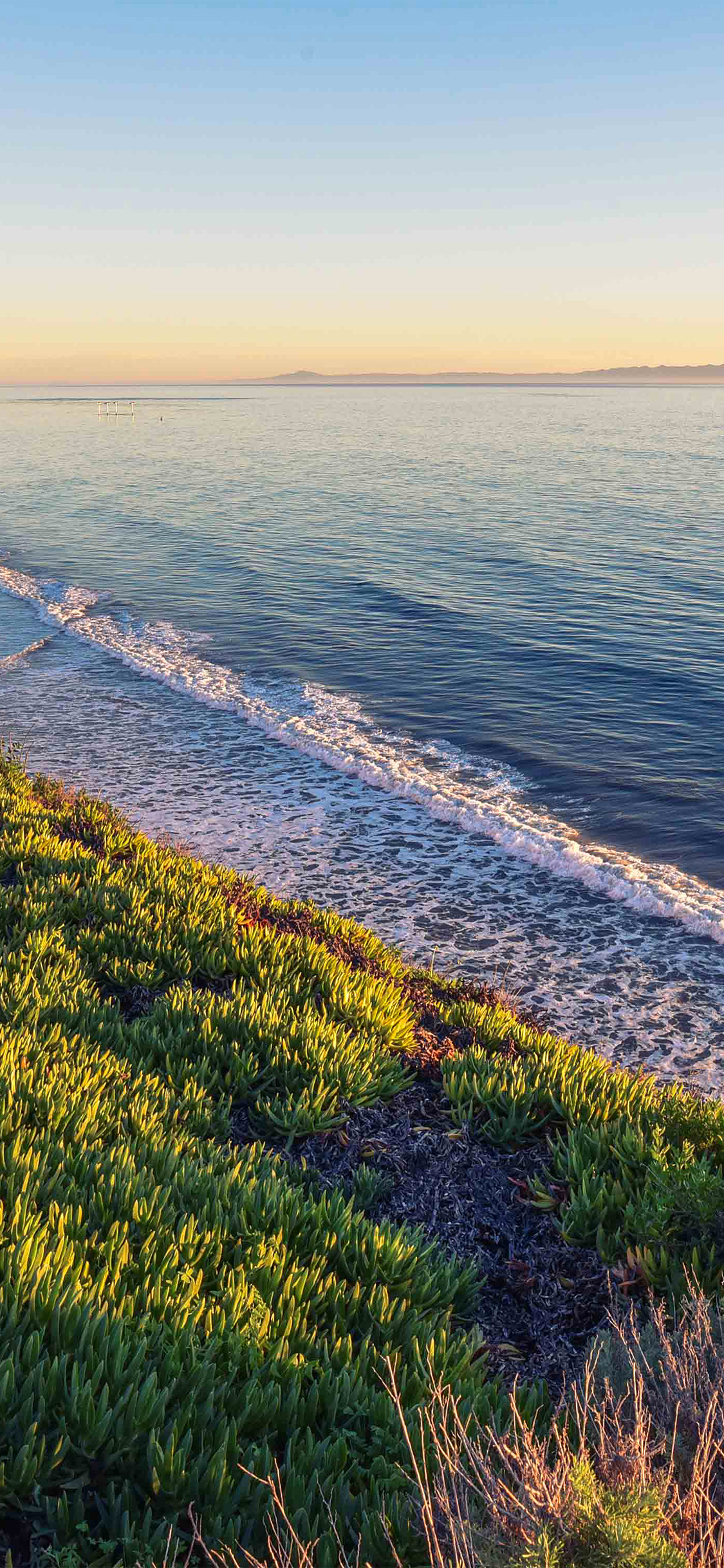 iPhoneXpapers.com-Apple-iPhone-wallpaper-ne26-peace-nature-wood-sea-ocean-nature