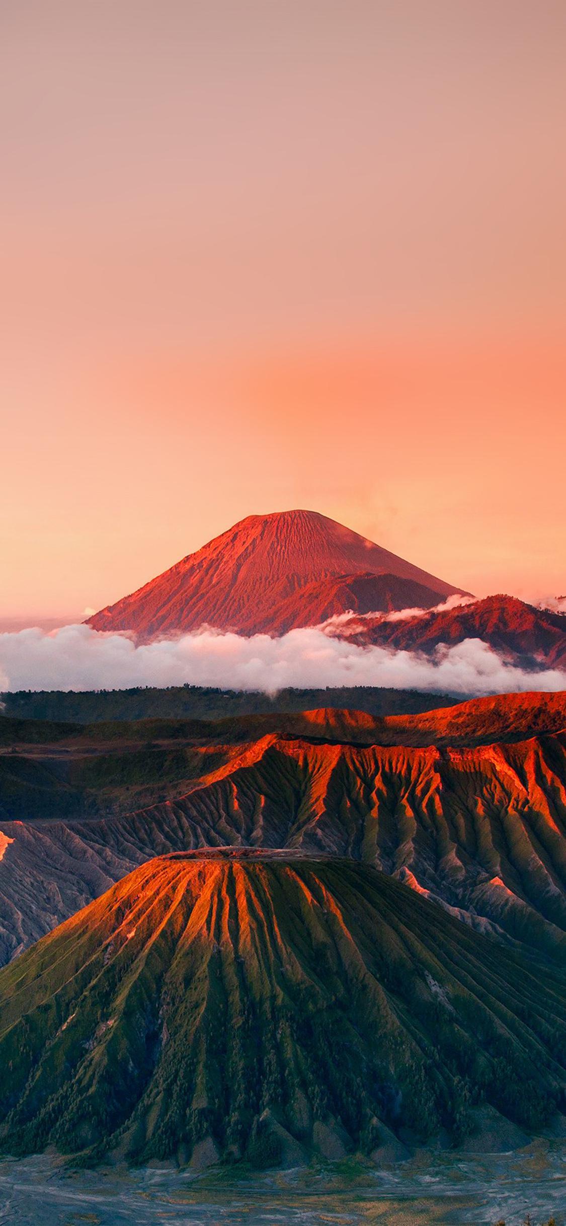 iPhoneXpapers.com-Apple-iPhone-wallpaper-ne29-red-mountain-cloud-wonderful-nature