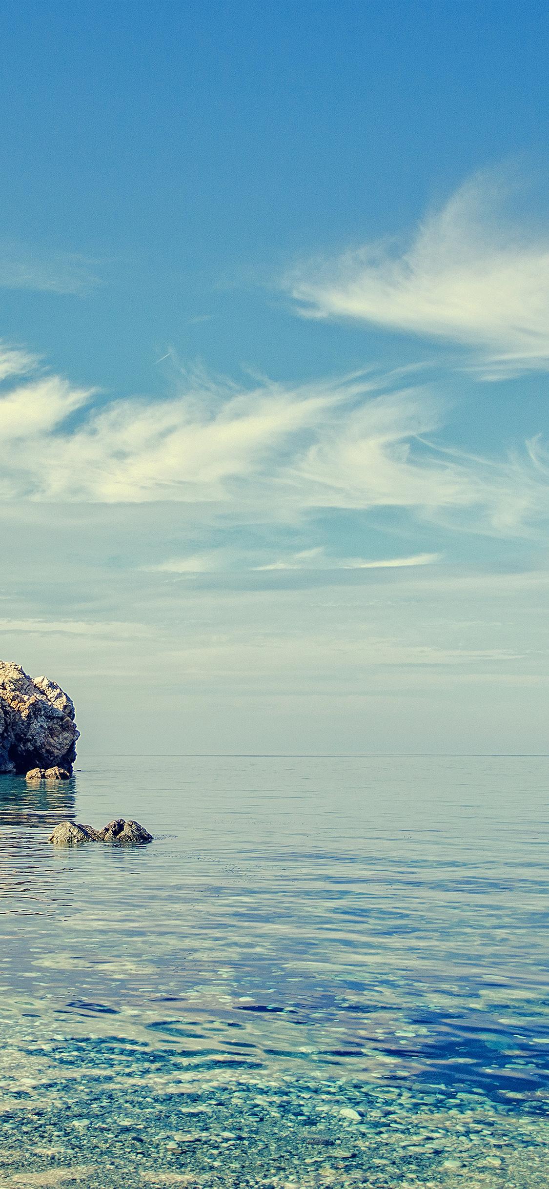 iPhoneXpapers.com-Apple-iPhone-wallpaper-ne34-summer-sea-ocean-vacation-sky-blue