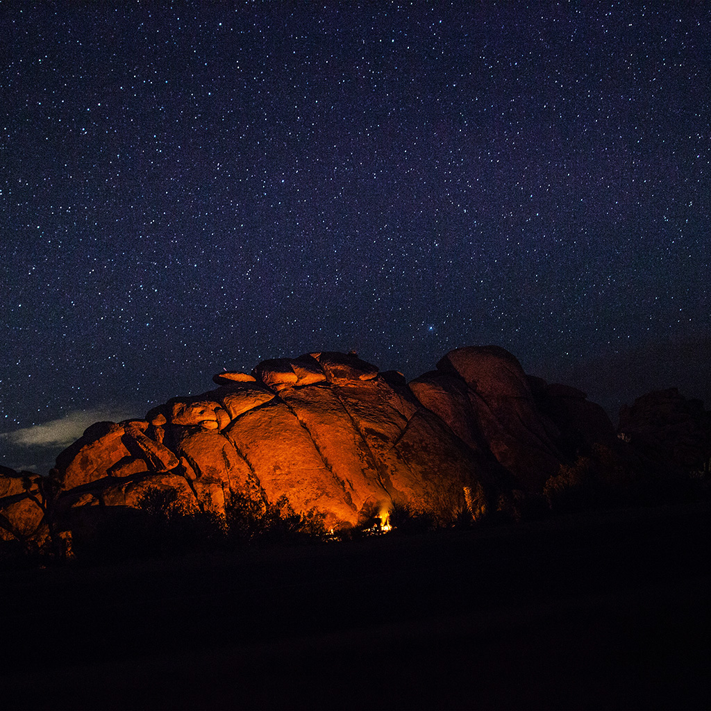 android-wallpaper-ne35-mystery-rock-night-sky-star-nature-wallpaper