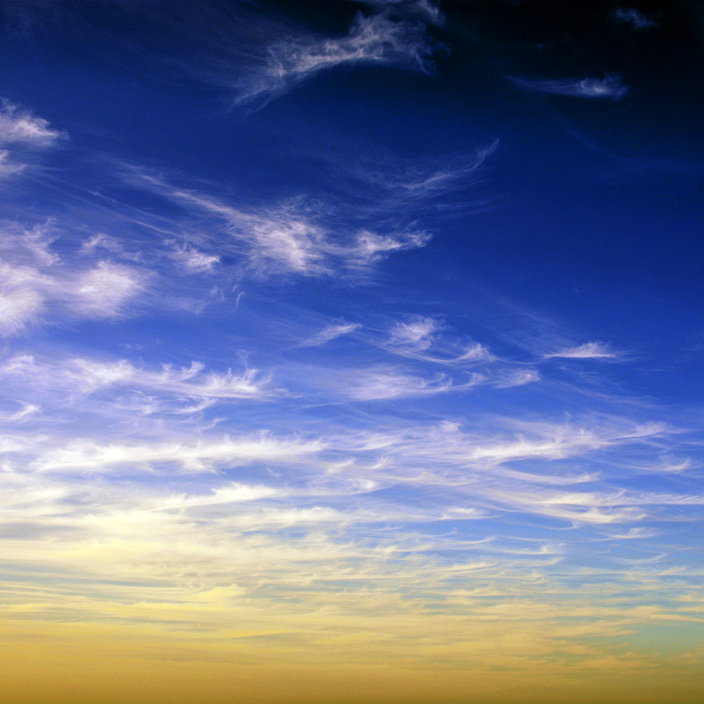 wallpaper-ne47-sky-strong-blue-cloud-nature-sunny-summer-wallpaper