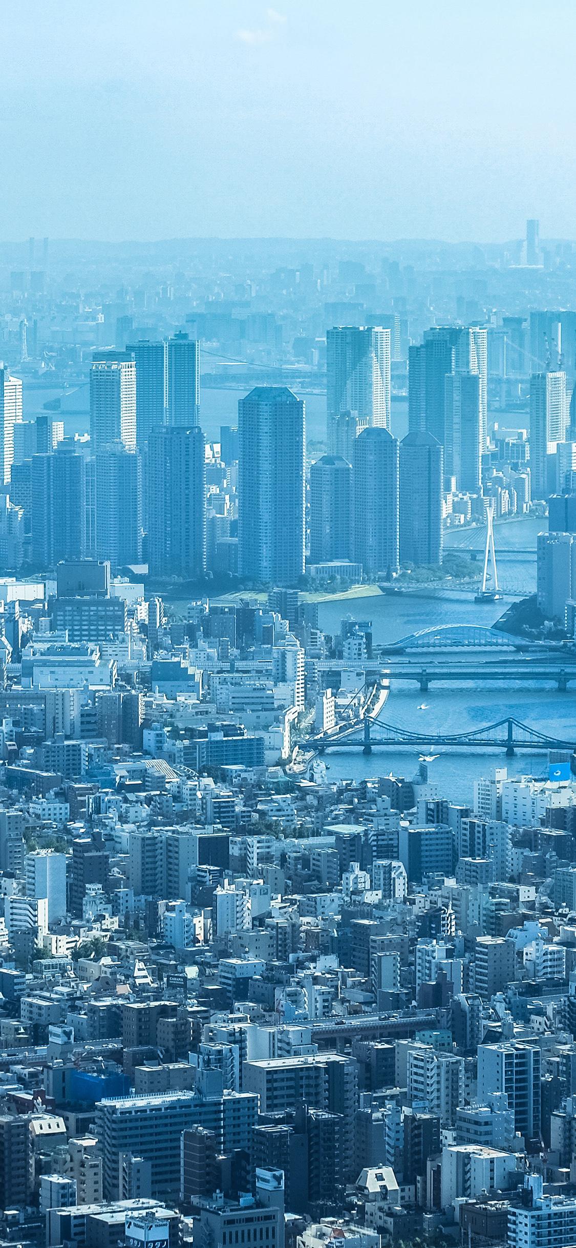iPhoneXpapers.com-Apple-iPhone-wallpaper-ne56-blue-city-cloud-metropolitan-urban-building