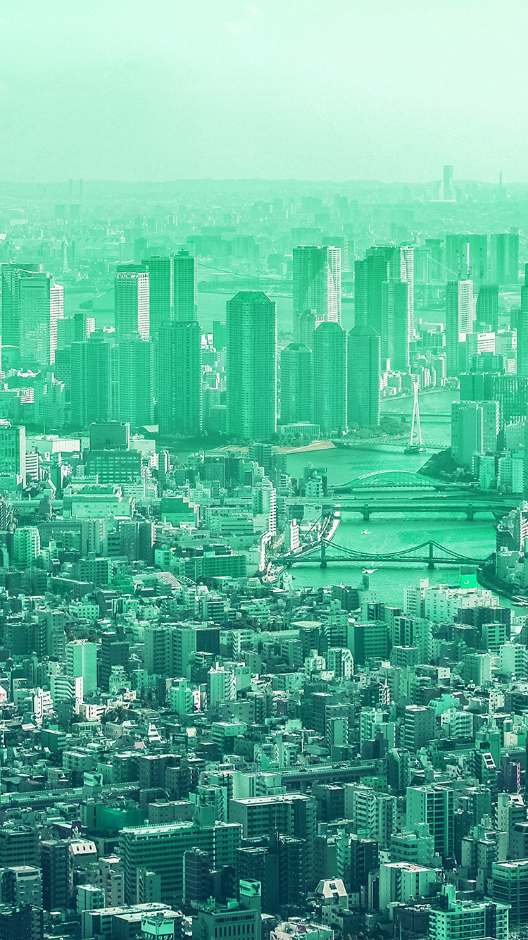 iPhone7papers.com-Apple-iPhone7-iphone7plus-wallpaper-ne57-green-city-cloud-metropolitan-urban-building