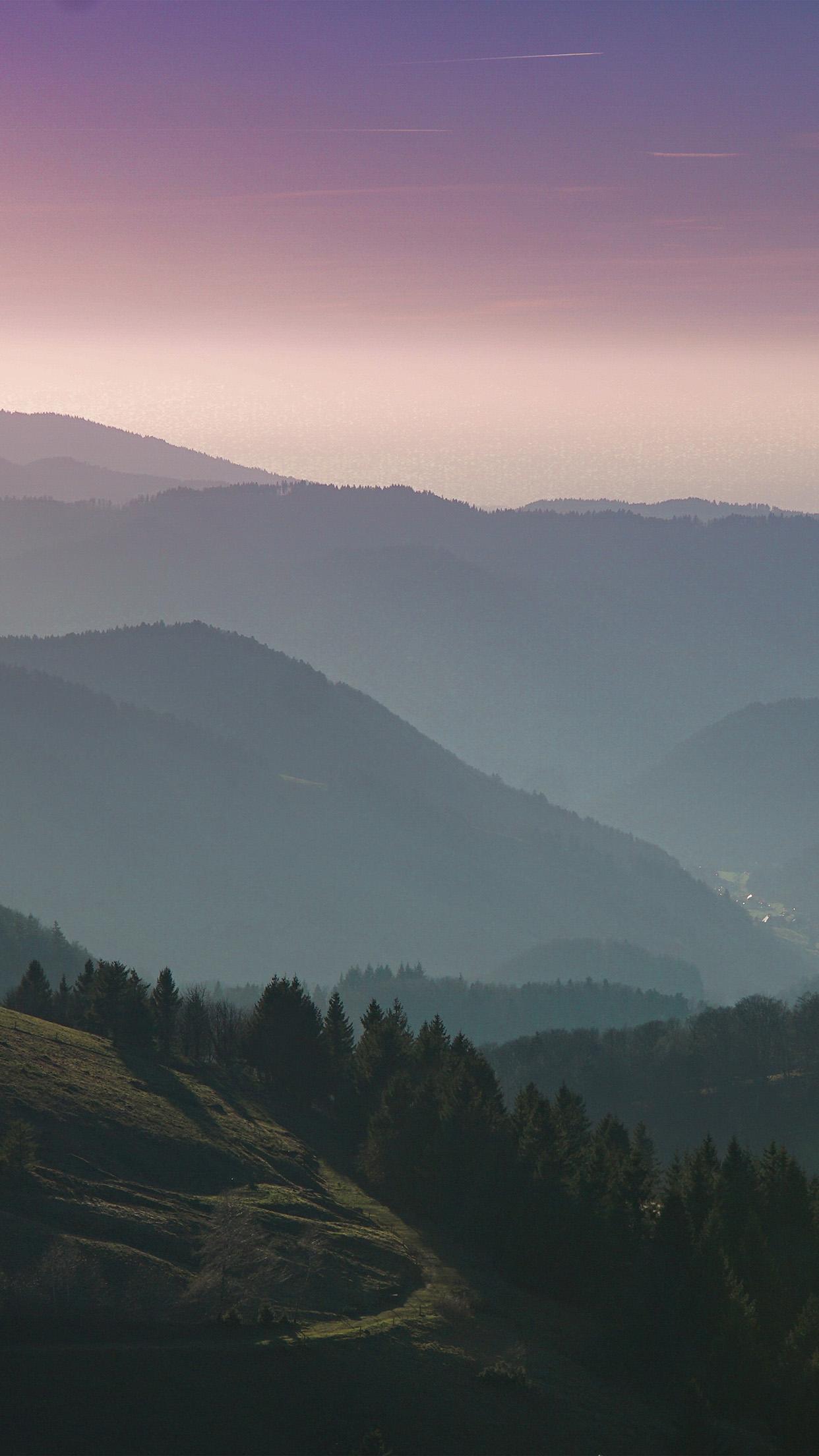 ne98-mountain-view-sky-purple-nature-wallpaper