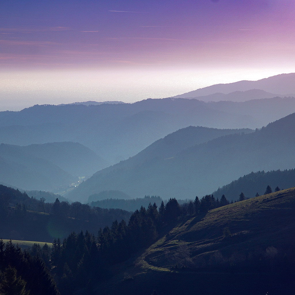 android-wallpaper-ne99-mountain-view-sky-purple-nature-blue-wallpaper