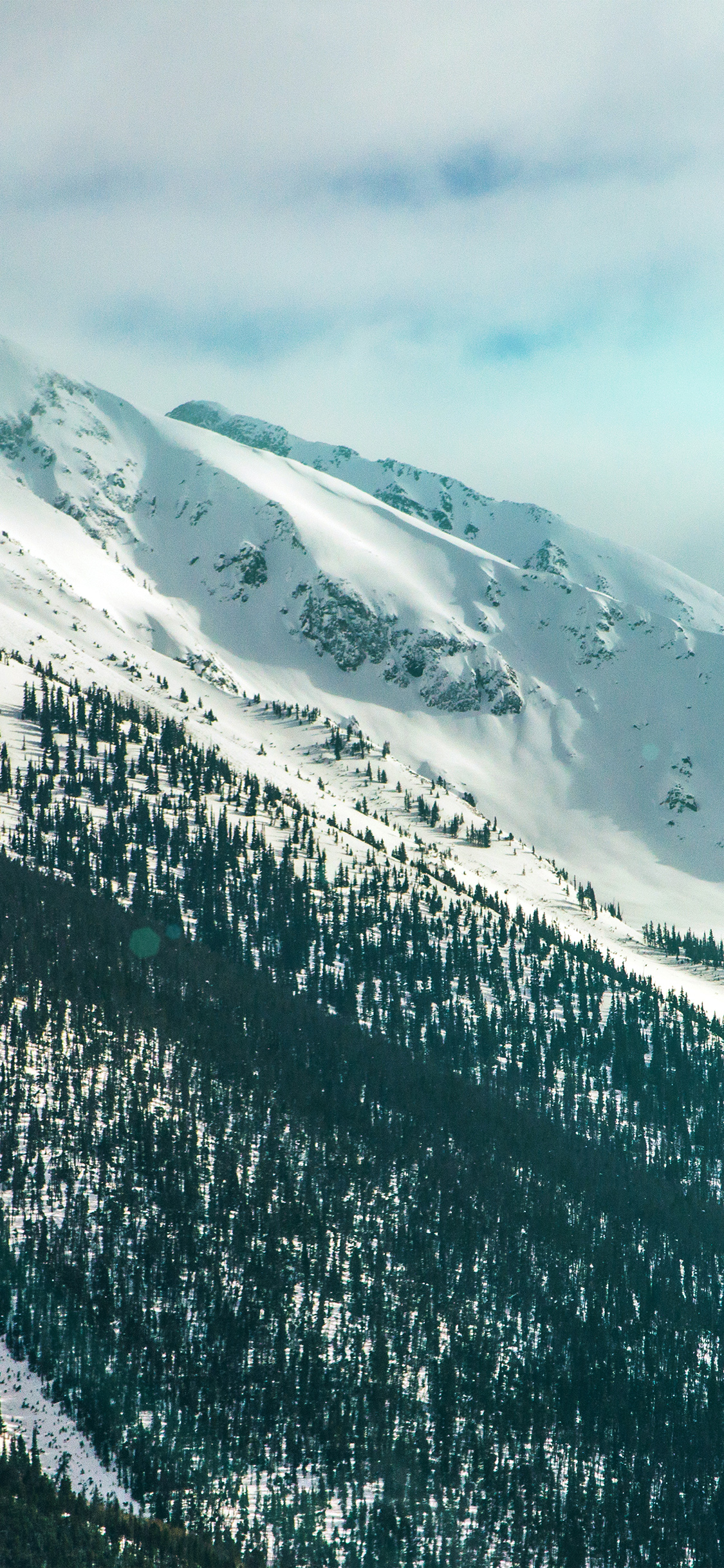 Simple Wallpaper Mountain Winter - papers  Graphic_100754.jpg