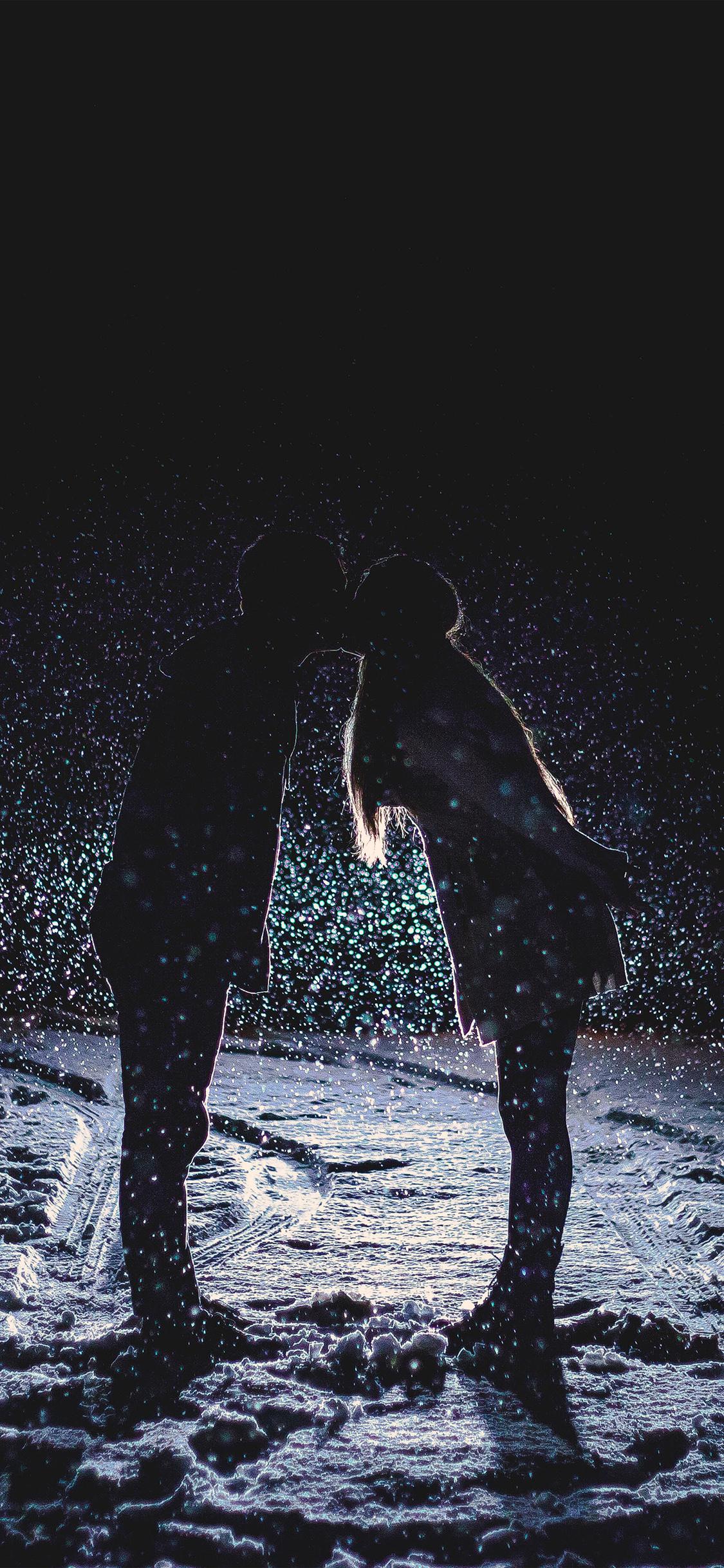 iPhonexpapers.com-Apple-iPhone-wallpaper-nf33-kiss-love-dark-couple-romantic-winter
