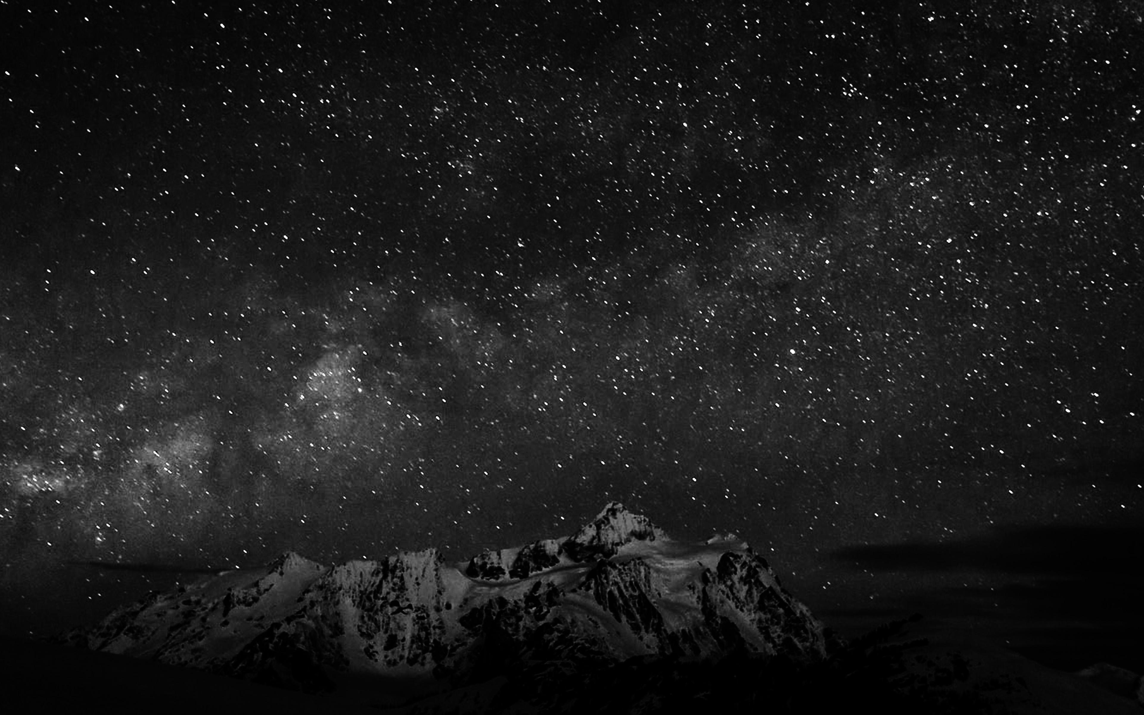 4k wallpaper of night sky for Night sky wallpaper 4k