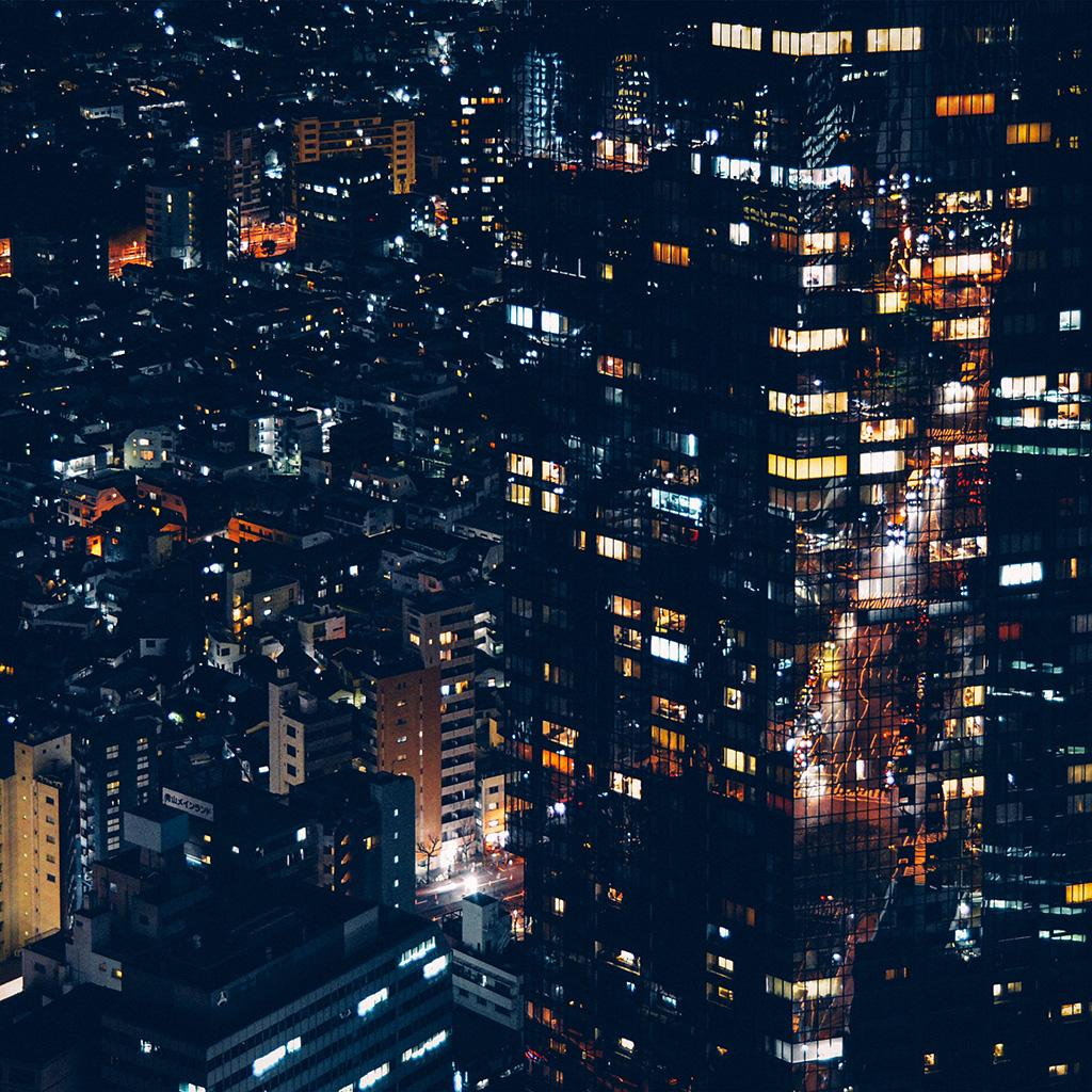 HD wallpapers city lights ipad wallpaper