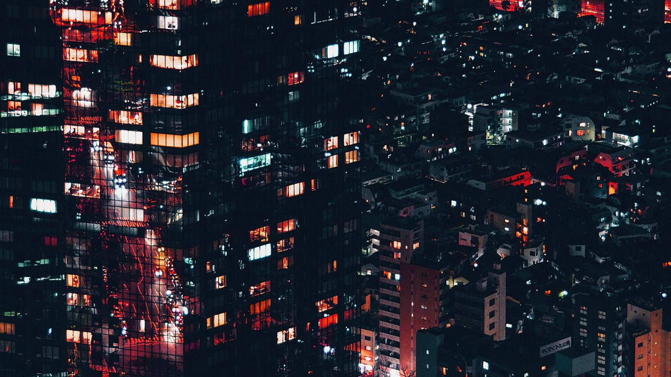 desktop-wallpaper-laptop-mac-macbook-air-nf86-city-night-lights-building-pattern-red-wallpaper