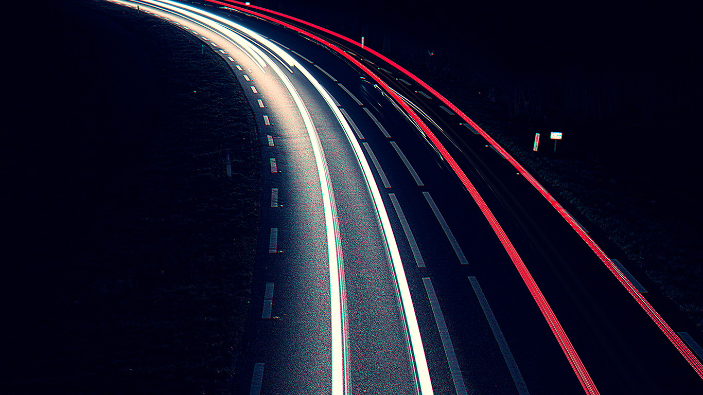 wallpaper-desktop-laptop-mac-macbook-nf95-road-night-car-street-light-blue-dark