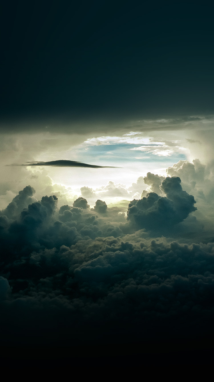 iPhonepapers.com-Apple-iPhone-wallpaper-ng03-sky-cloud-blue-nature-summer-dark