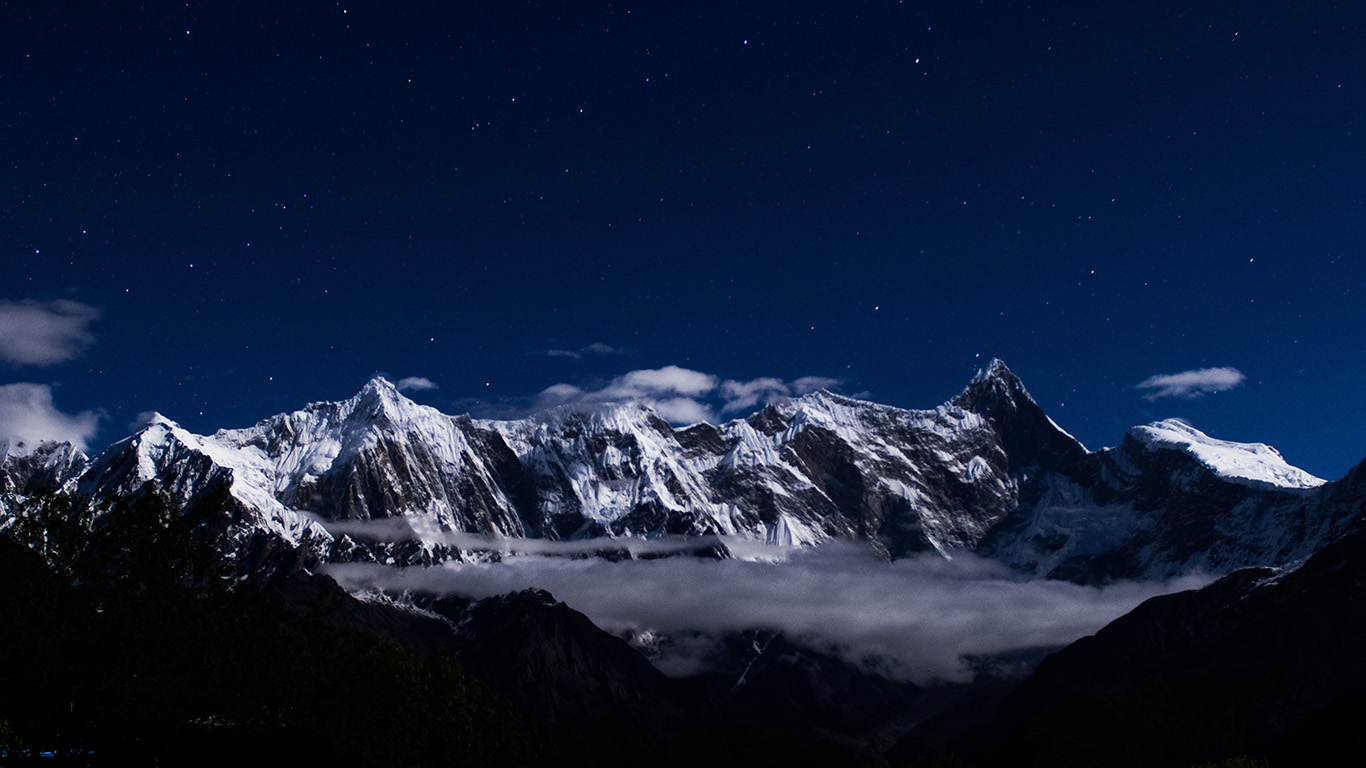 desktop-wallpaper-laptop-mac-macbook-air-ng40-mountain-snow-dark-winter-sky-star-wallpaper