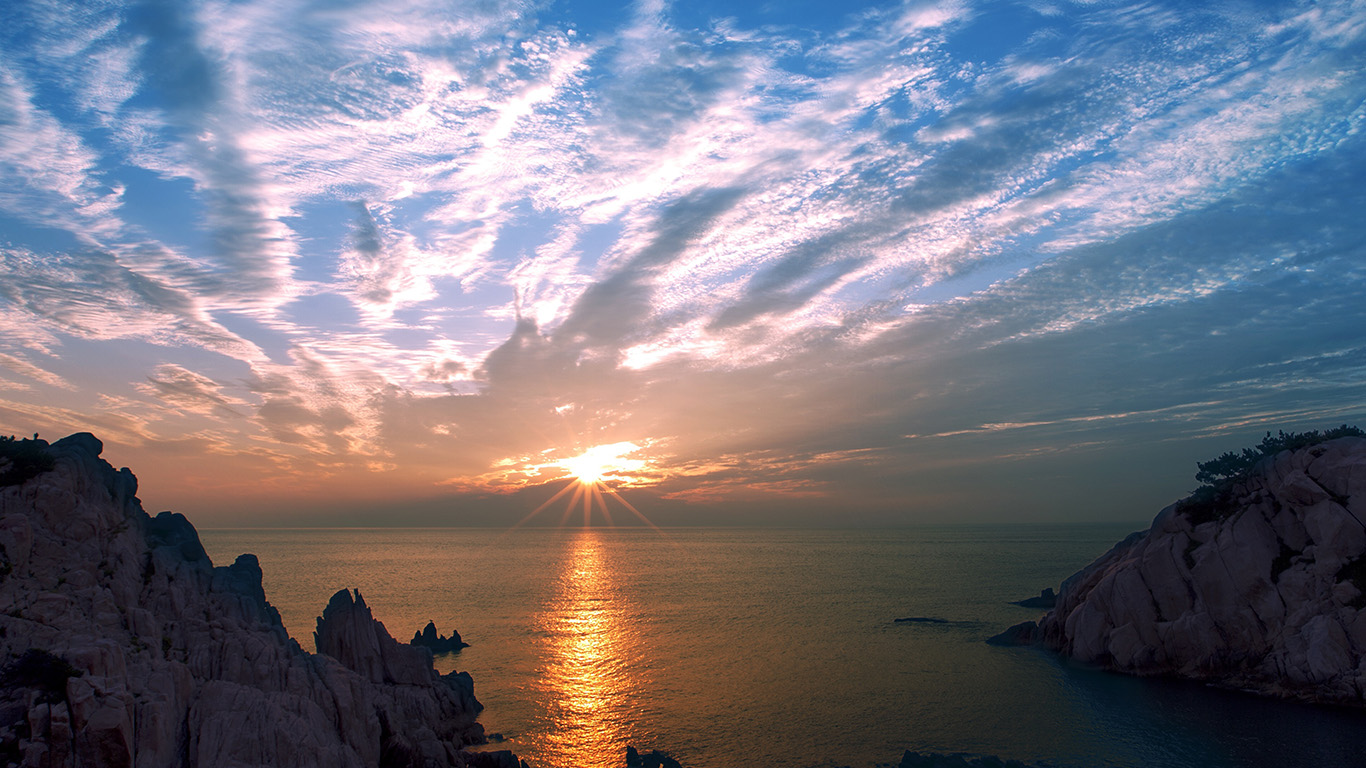 desktop-wallpaper-laptop-mac-macbook-air-ng53-sunset-sky-cloud-sea-rock-bridge-nature-wallpaper
