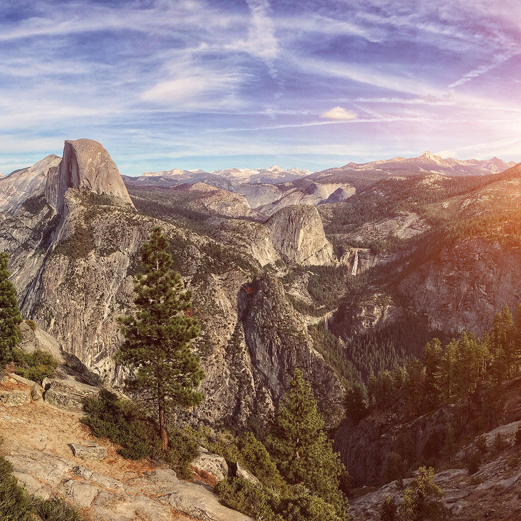 android-wallpaper-ng62-summer-mountain-yosemite-nature-cloud-sky-flare-wallpaper
