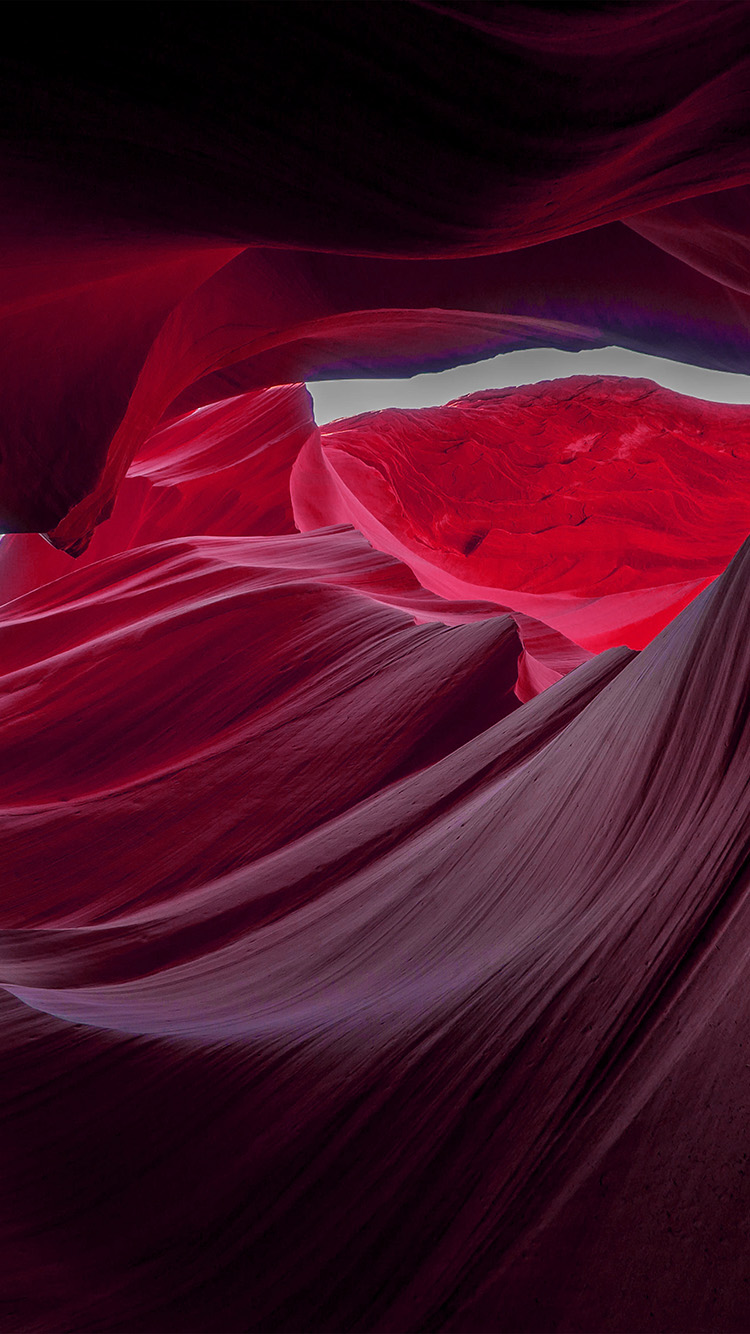 iPhone7papers.com-Apple-iPhone7-iphone7plus-wallpaper-ng72-dark-inside-mountain-red-rock-nature-violet