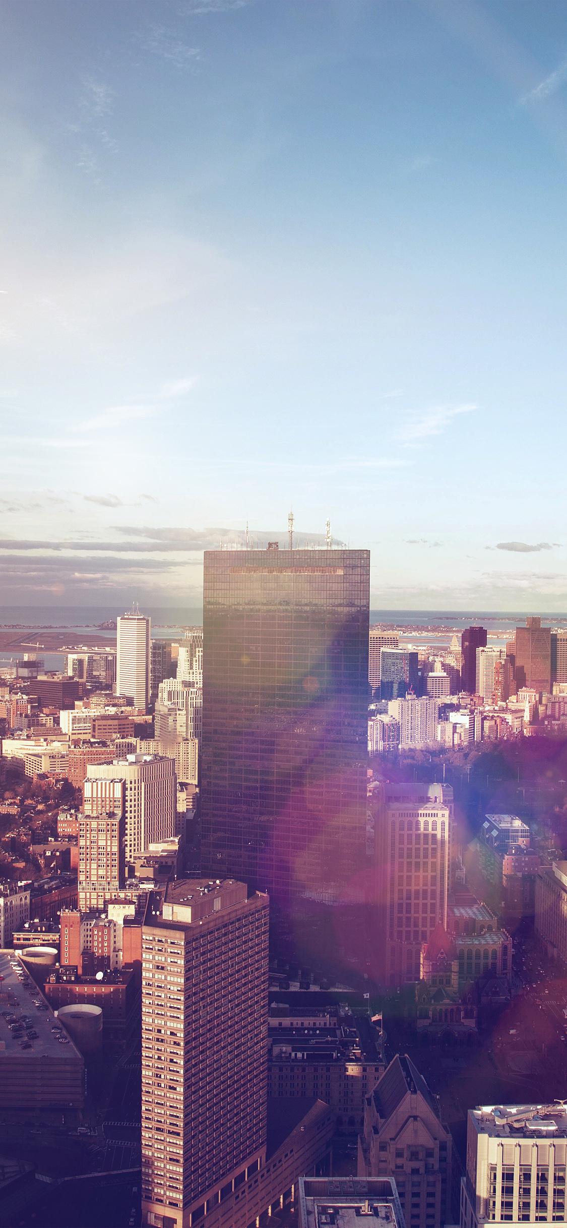 iPhonexpapers.com-Apple-iPhone-wallpaper-ng91-city-scape-building-road-sky-cloud-flare-blue