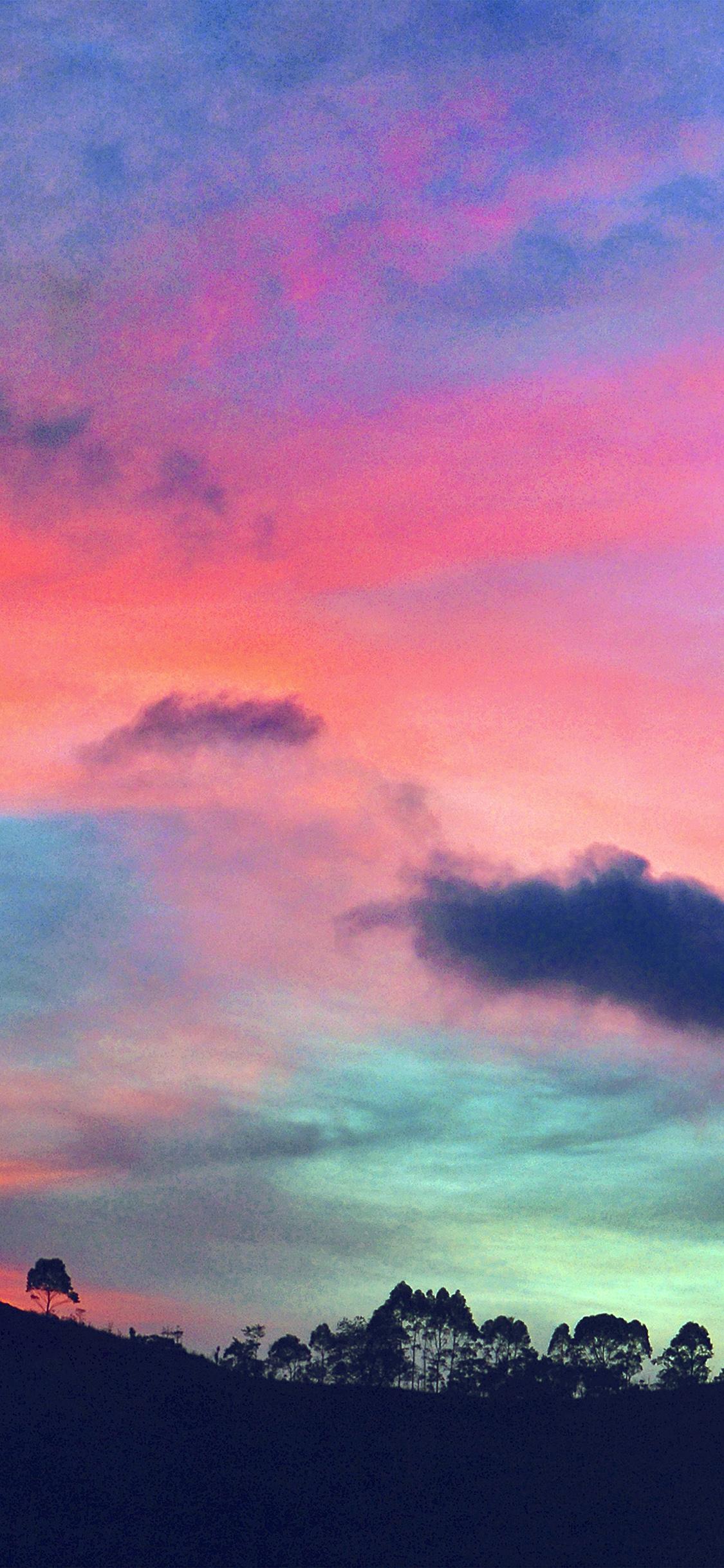 iPhonexpapers.com-Apple-iPhone-wallpaper-ng96-sky-rainbow-cloud-sunset-nature-blue-pink
