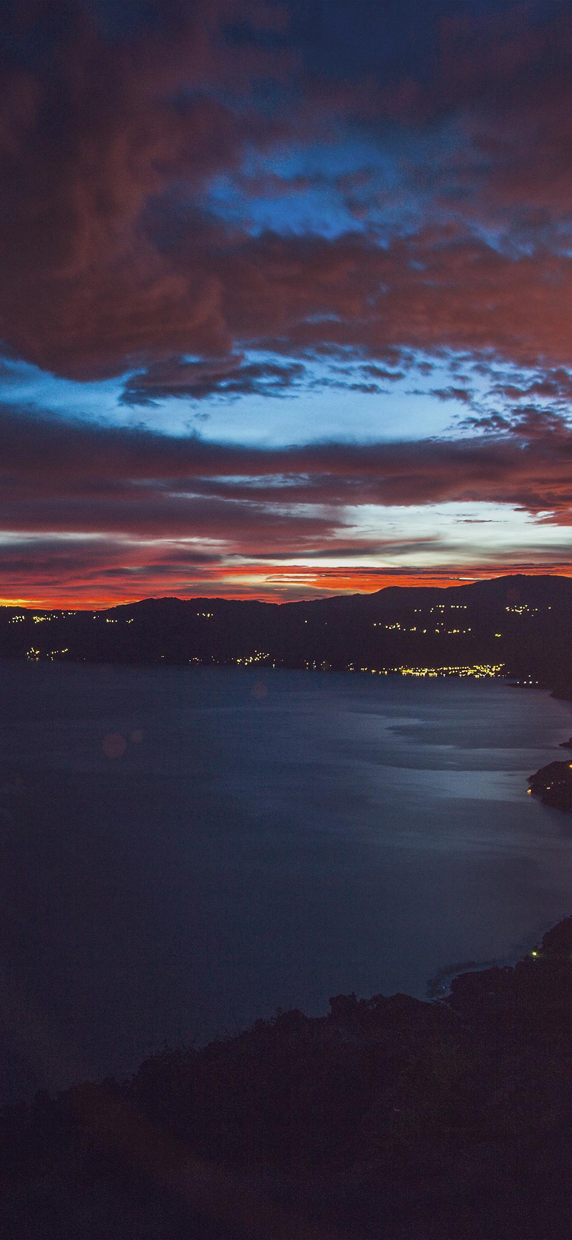 iPhoneXpapers.com-Apple-iPhone-wallpaper-nh14-night-sky-cloud-city-sea-lake-dark-flare