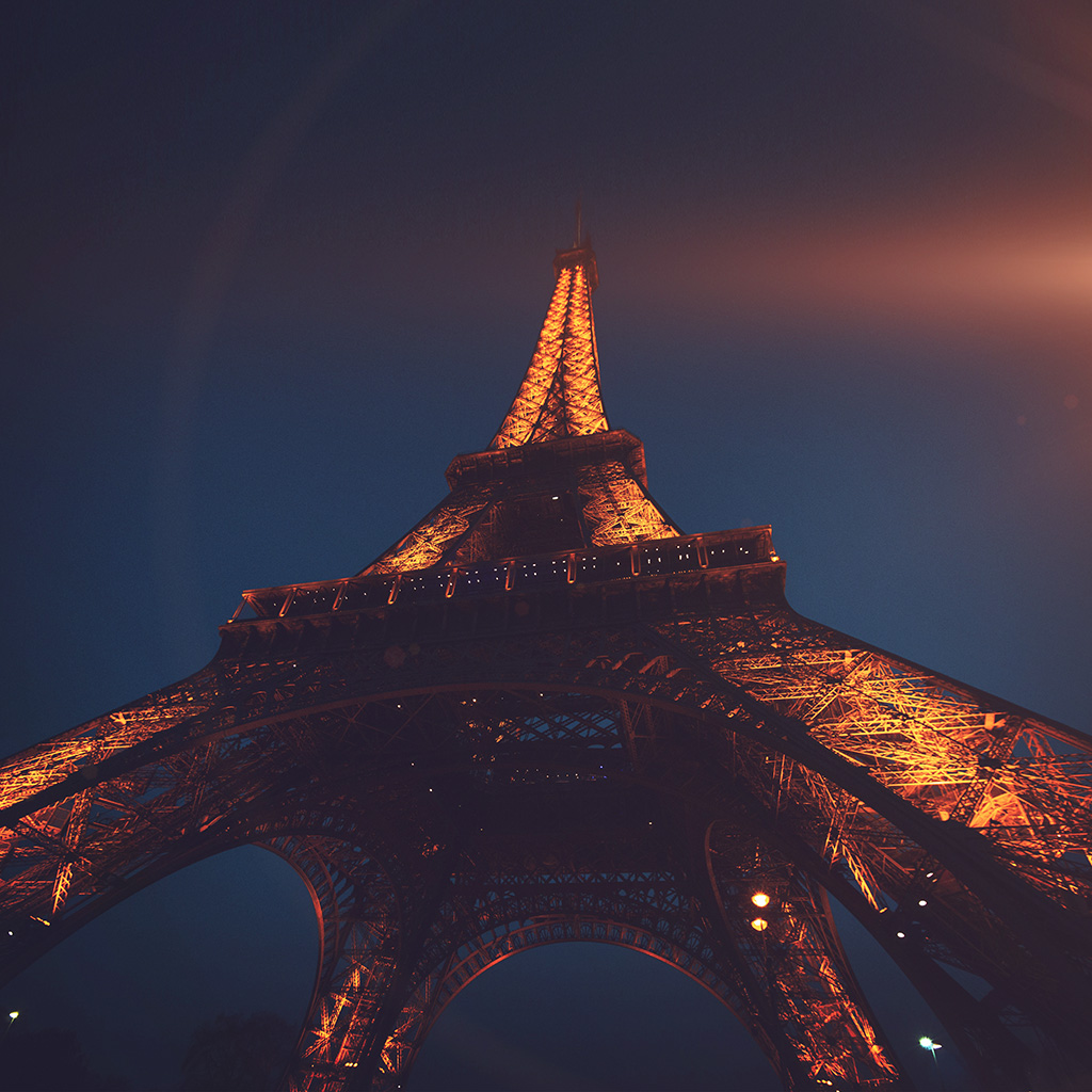 wallpaper-nh38-eiffel-tower-paris-france-tour-vacation-city-night-flare-wallpaper