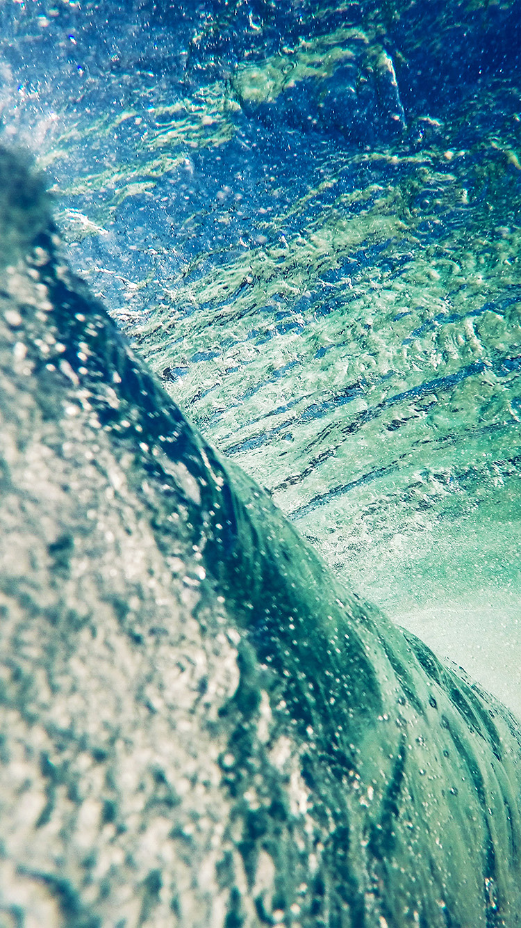 iPhonepapers.com-Apple-iPhone-wallpaper-nh72-water-wave-green-blue-summer-sea-swim