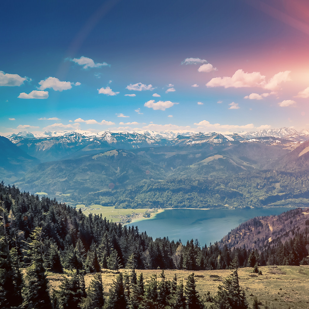 android-wallpaper-nh93-mountain-sky-river-nature-scenery-summer-flare-wallpaper