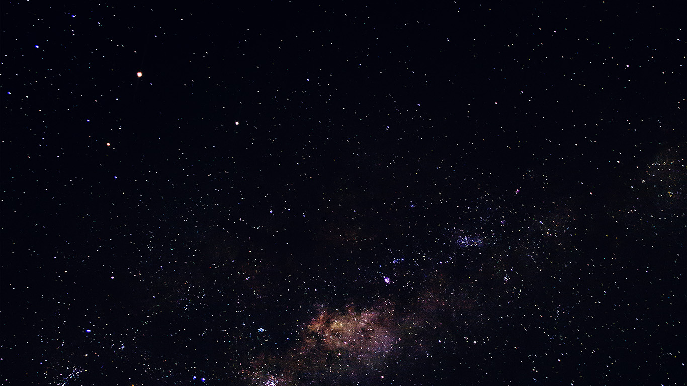 papers.co nh99 space night sky star dark 29 wallpaper