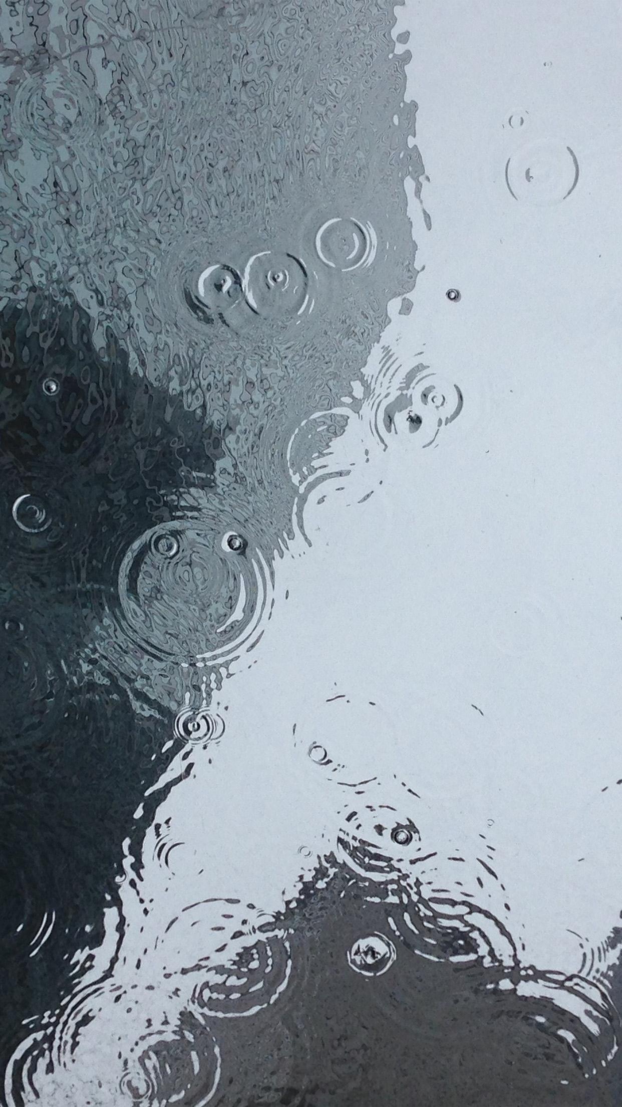 Iphone6paperscom Iphone 6 Wallpaper Ni03 Raindrop Day City