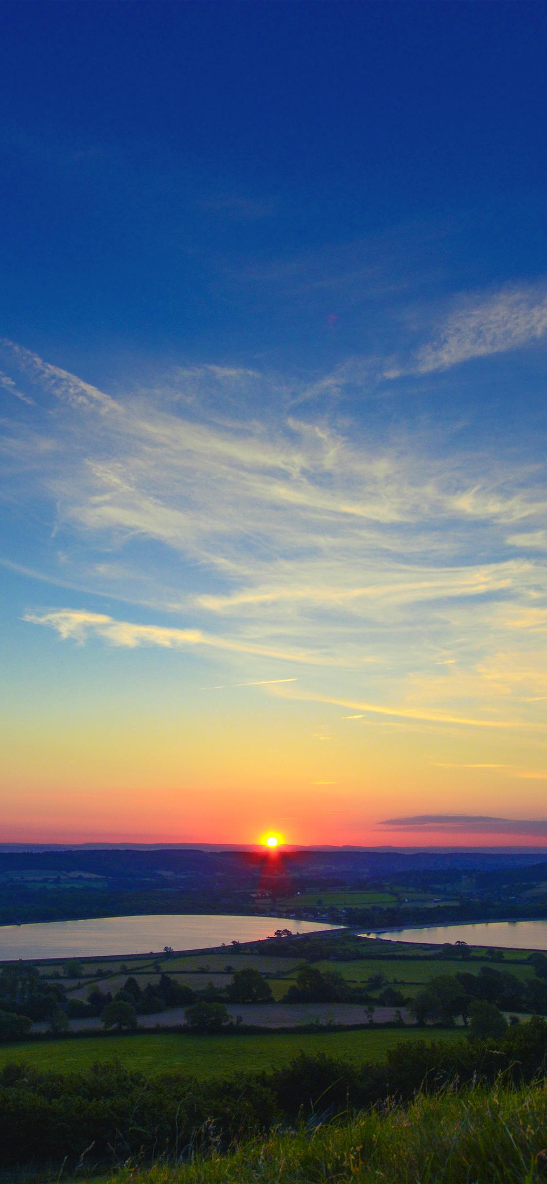iPhonexpapers.com-Apple-iPhone-wallpaper-ni15-sunset-peace-land-sky-blue-nature-summer