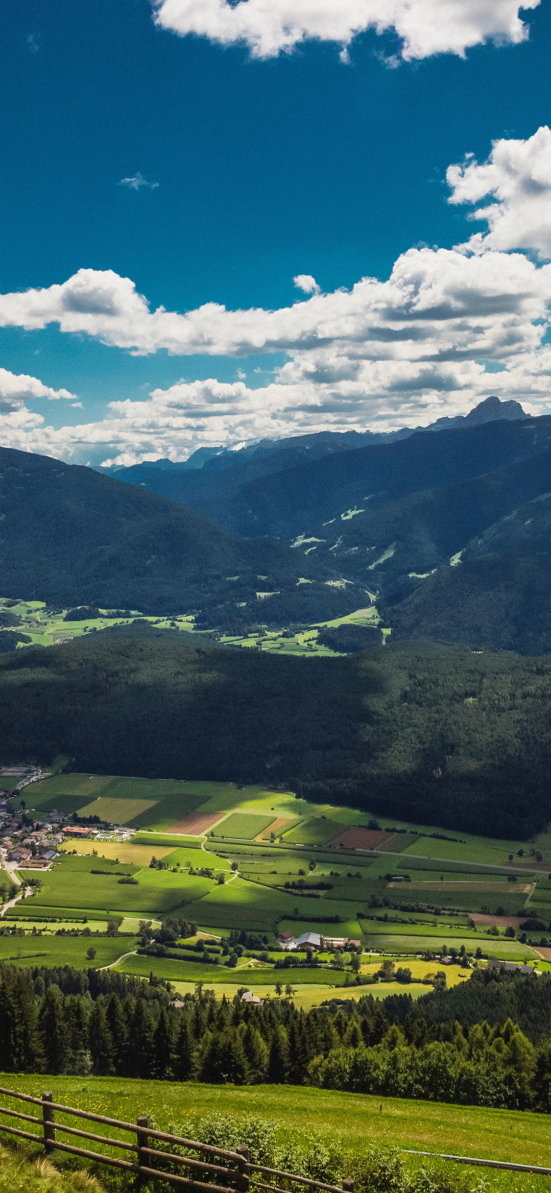 iPhonexpapers.com-Apple-iPhone-wallpaper-ni57-nature-town-sky-cloud-mountain-green-summer