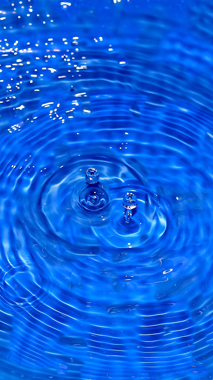 Papers.co-iPhone5-iphone6-plus-wallpaper-ni59-water-cool-blue-drop-swim