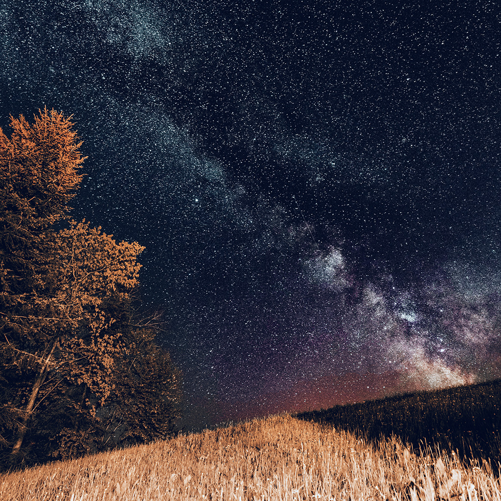 android-wallpaper-ni73-one-dark-night-sky-starry-space-silent-blue-wallpaper