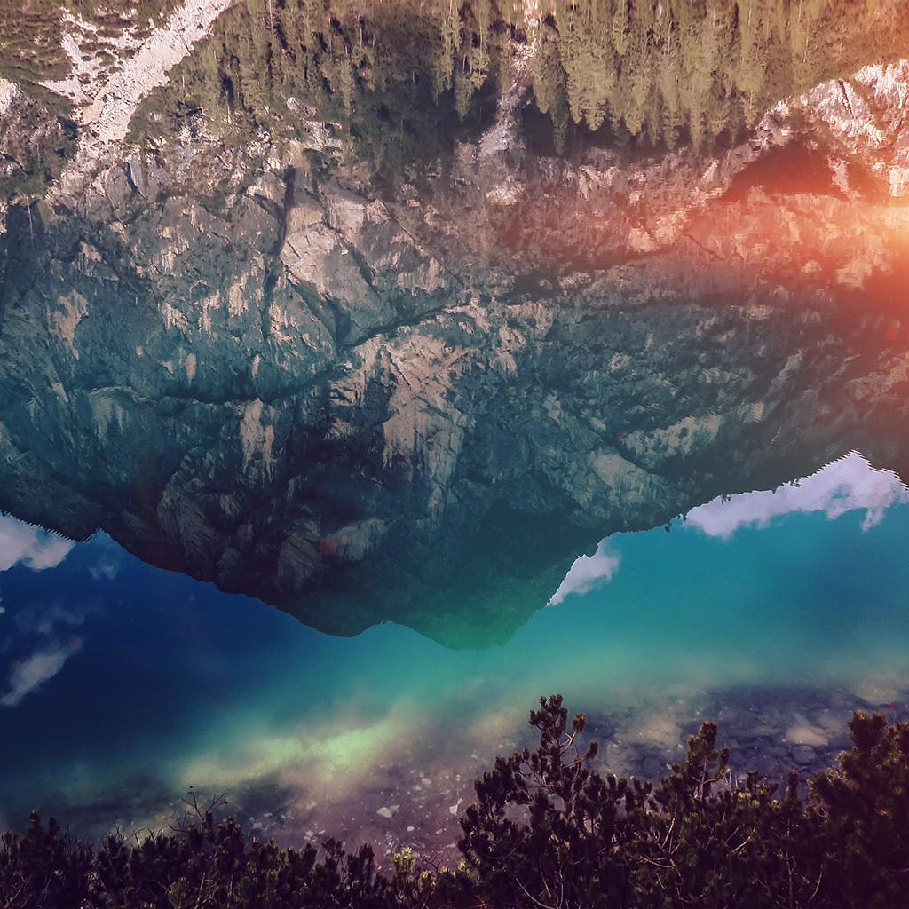 wallpaper-ni75-river-reflection-mountain-green-nature-wild-summer-flare-wallpaper