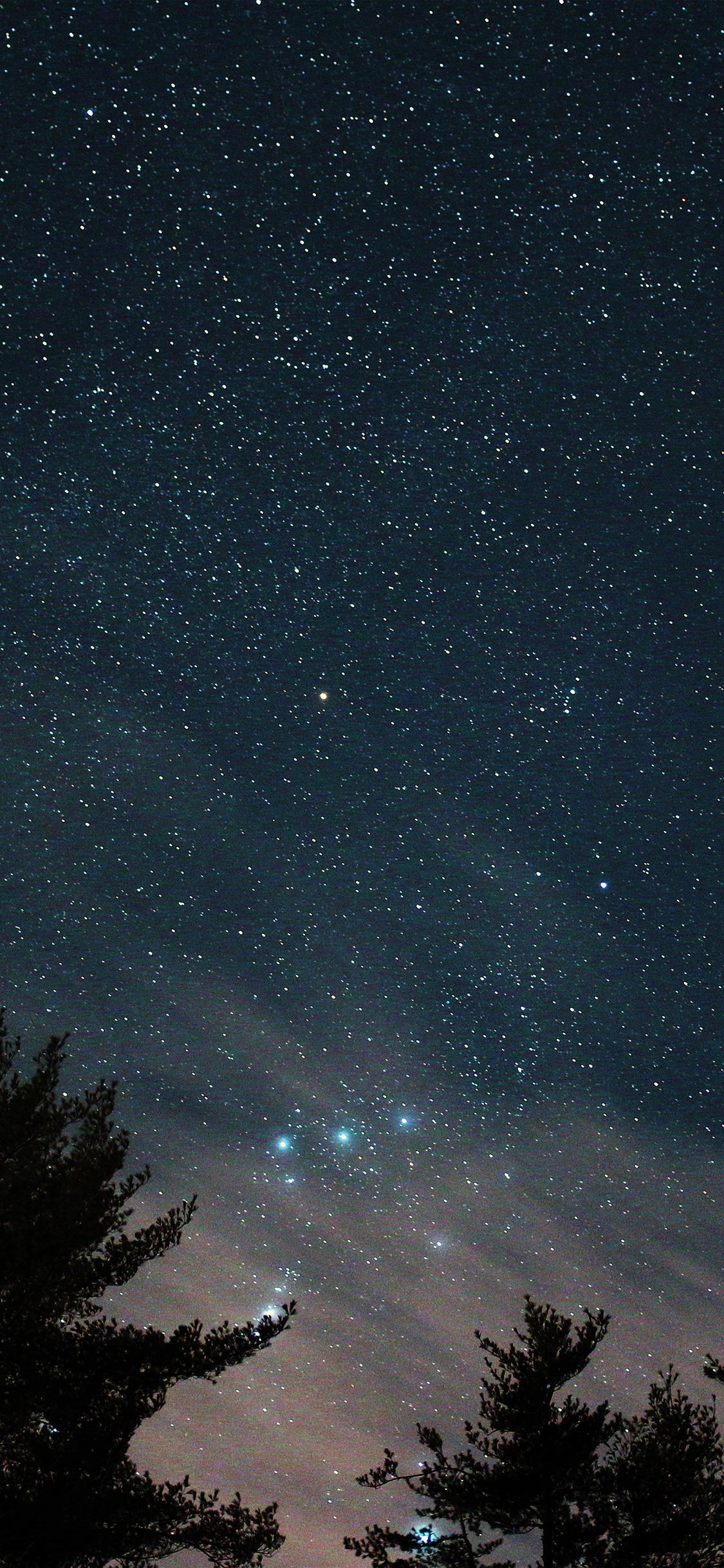 Iphonexpaperscom Iphone X Wallpaper Ni85 Night Sky Star
