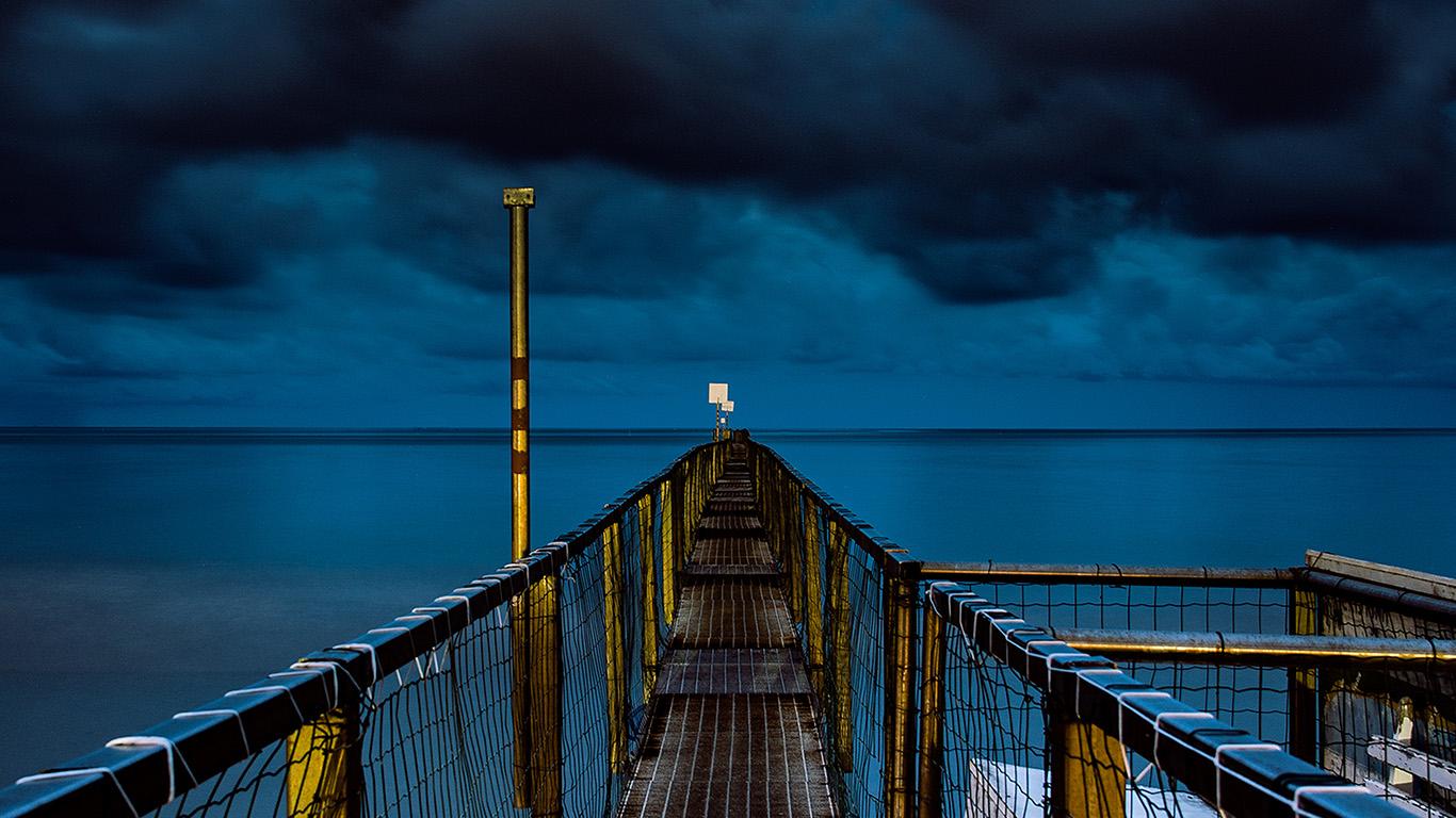 desktop-wallpaper-laptop-mac-macbook-air-ni93-sea-night-blue-dark-bridge-ocean-wallpaper