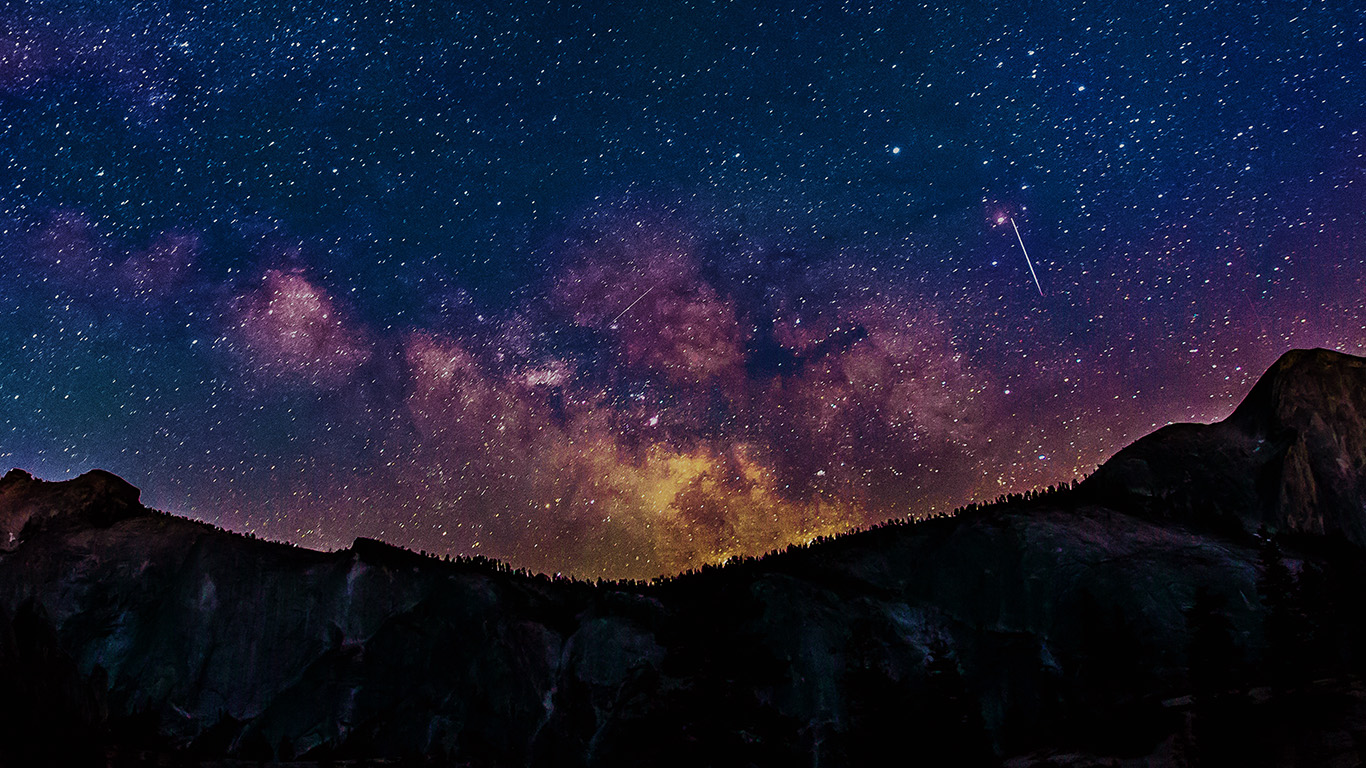 wallpaper-desktop-laptop-mac-macbook-ni99-aurora-star-night-sky-space-blue-mountain-dark