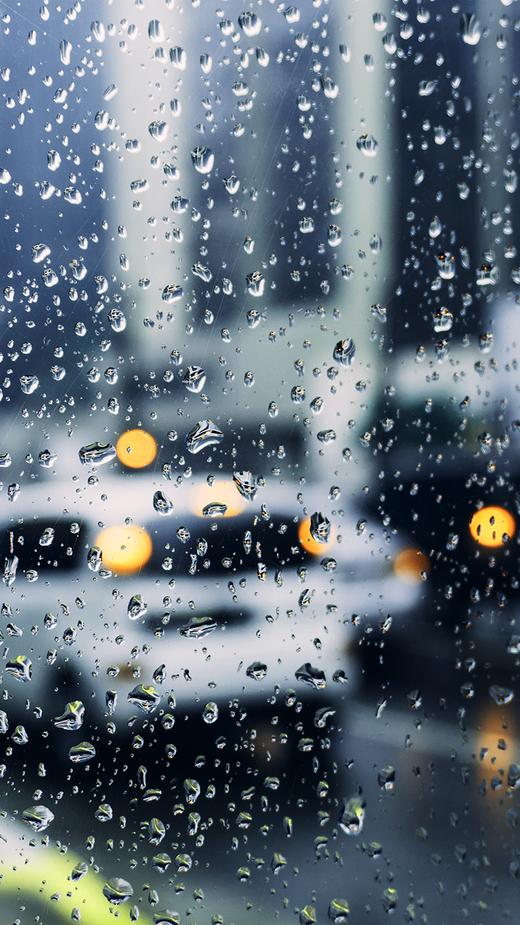iPhone7papers.com-Apple-iPhone7-iphone7plus-wallpaper-nj01-rain-window-bokeh-art-car-sad-blue