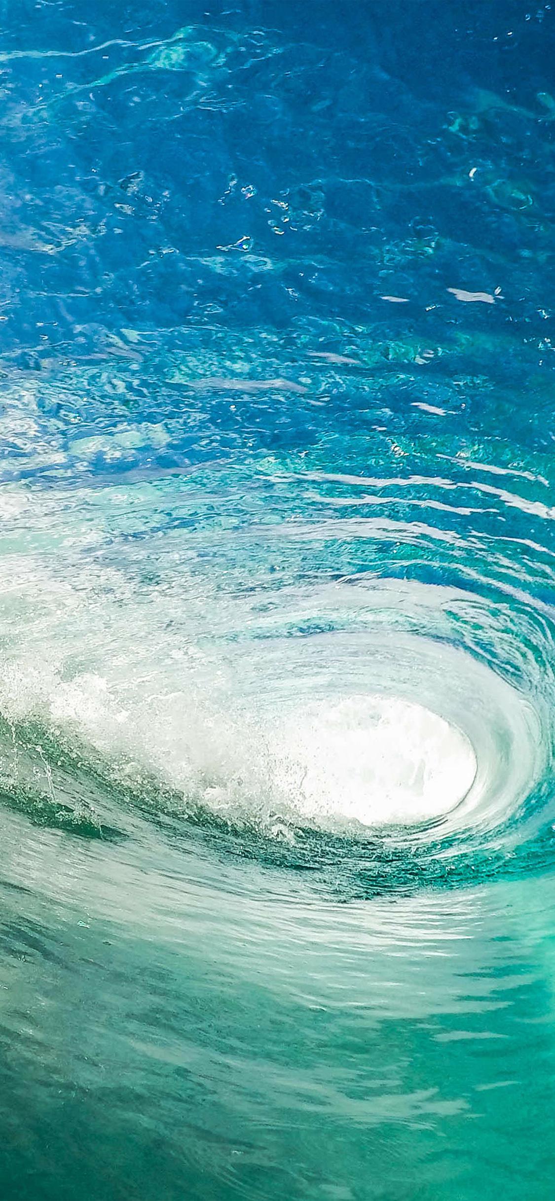 Iphonepapers Com Iphone 8 Wallpaper Nj05 Wave Cool Summer