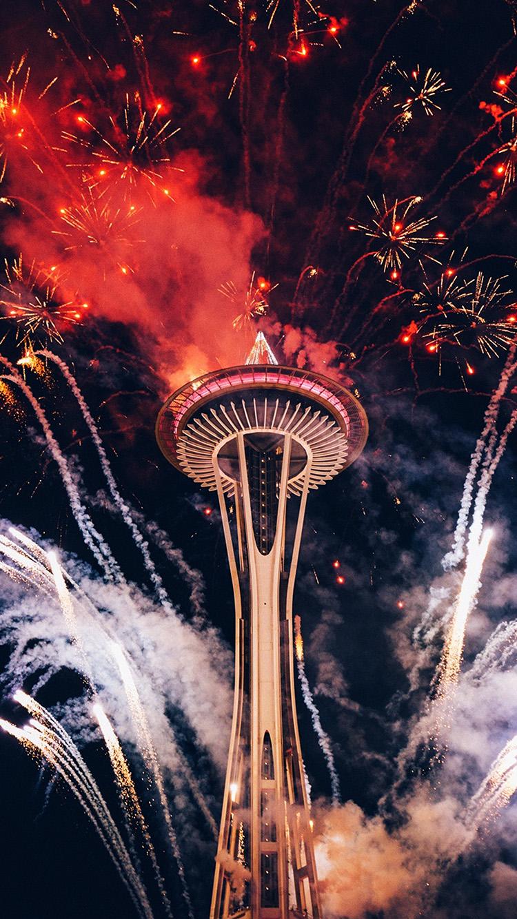 iPhonepapers.com-Apple-iPhone-wallpaper-nj77-firework-night-sky-lovely-tower-city-blue